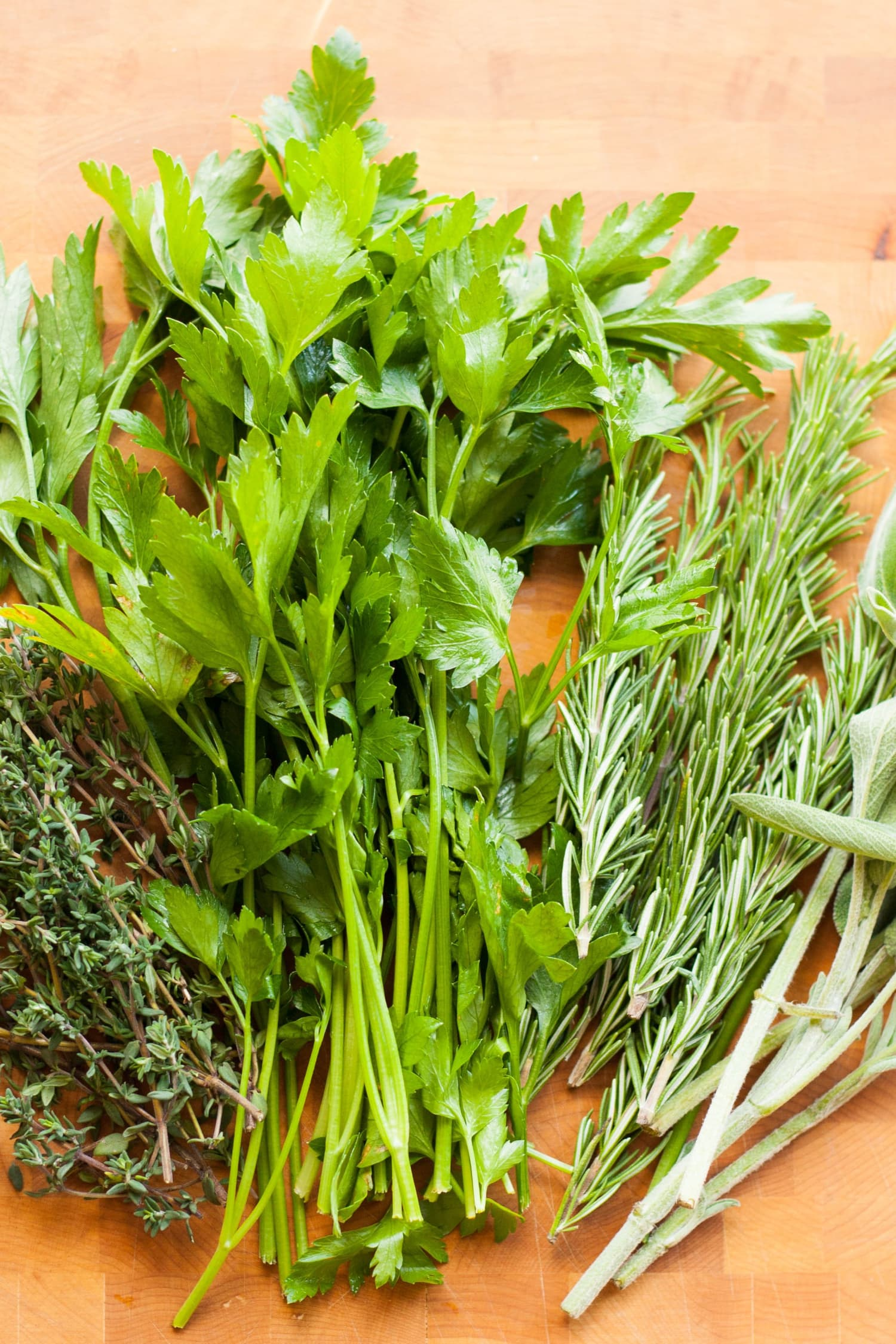 Your Guide to Storing Fresh Herbs in the Fridge