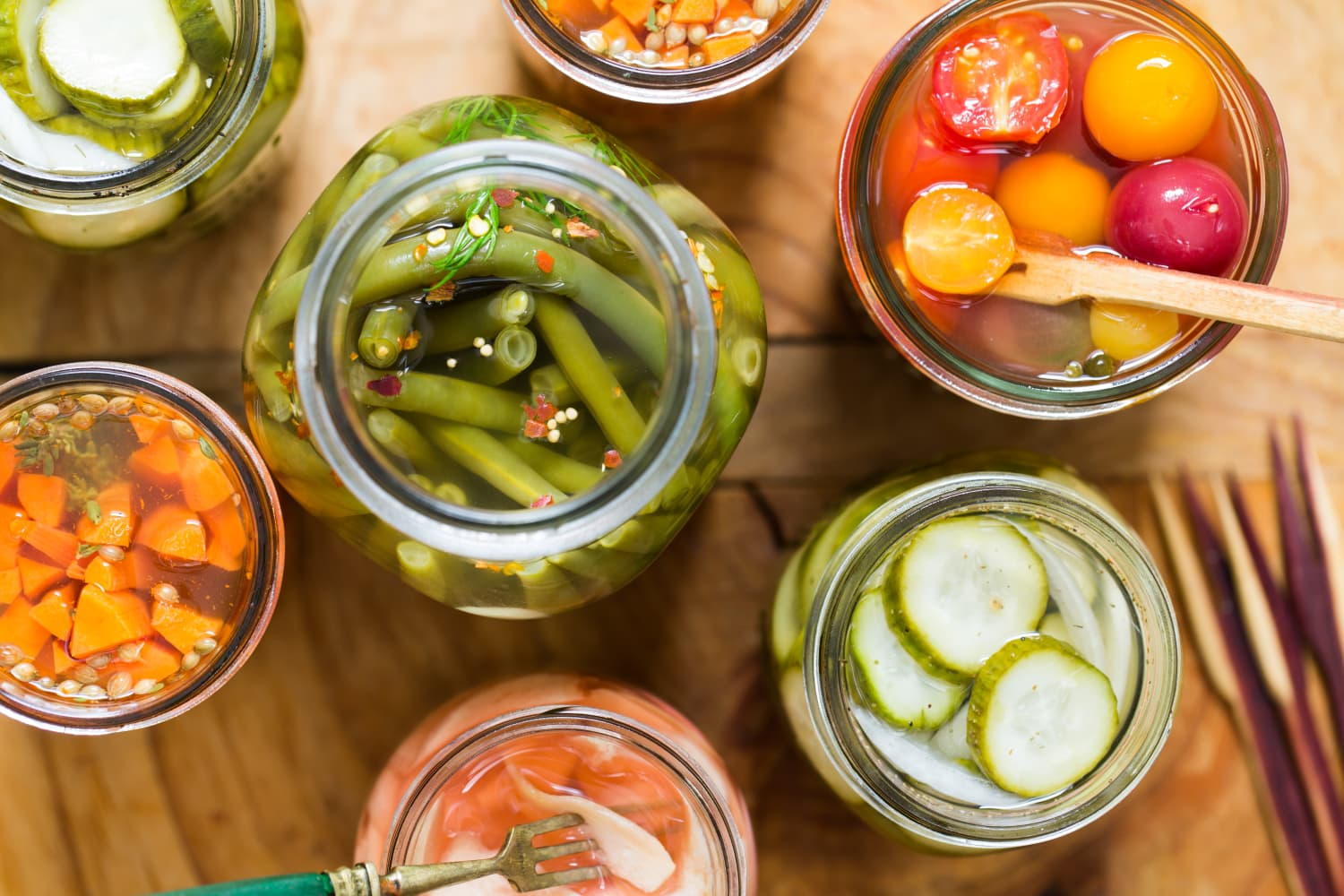 How To Quick Pickle Any Vegetable