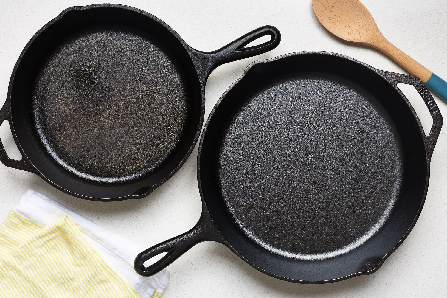 Store Your Cast Iron with This One Thing to Make It Last Longer