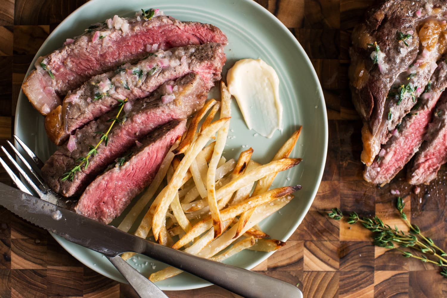 How To Make Sheet Pan Steak Frites