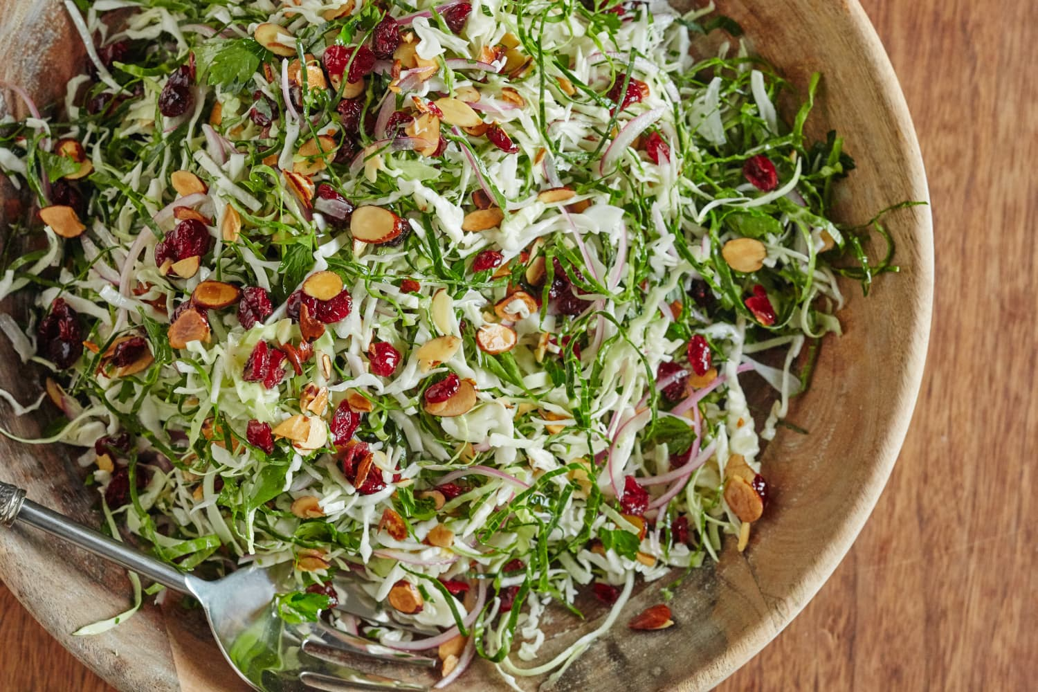Your Thanksgiving Table Doesn't Need Salad, It Needs This Slaw