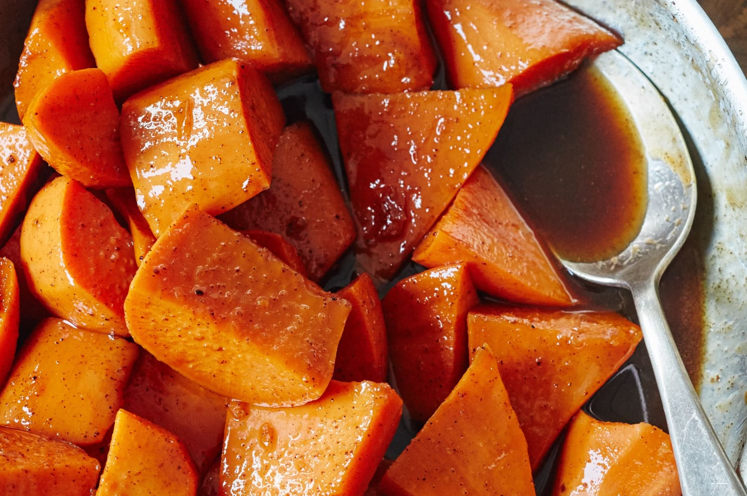 Recipe: Candied Sweet Potatoes