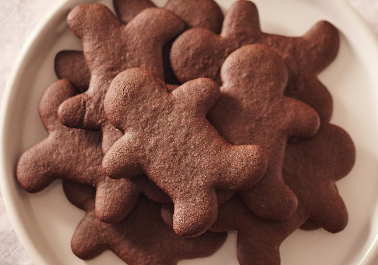 How To Make Gingerbread Cookies