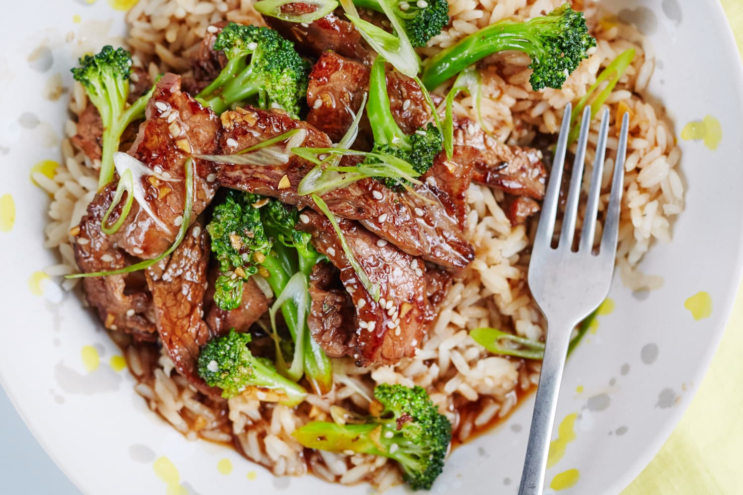Recipe: Korean-Style Beef and Broccoli Bowl