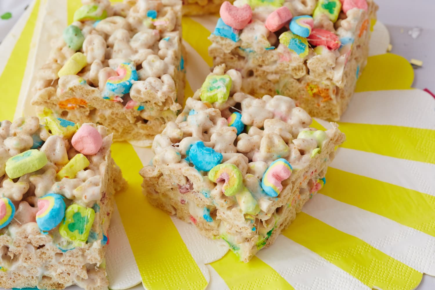 Lucky Charms Marshmallow Bites Combines the Best of Both Worlds
