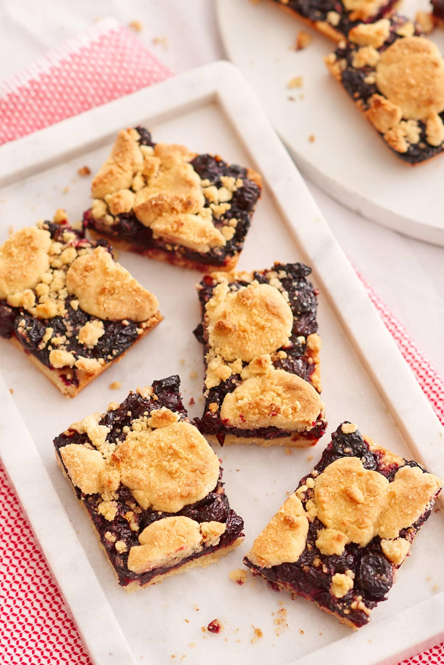 Recipe: Cherry Pie Bars