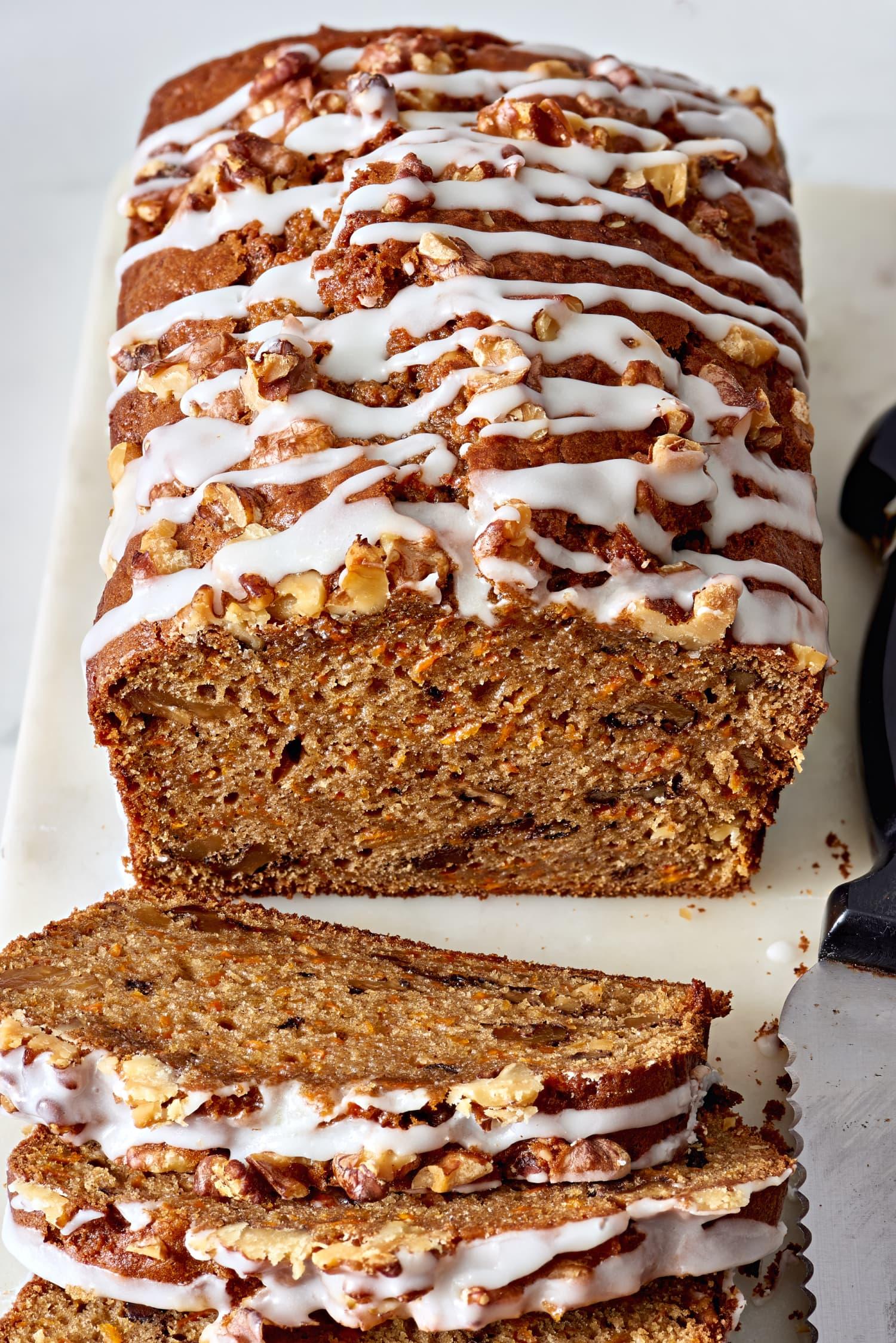 Recipe: Carrot Quick Bread
