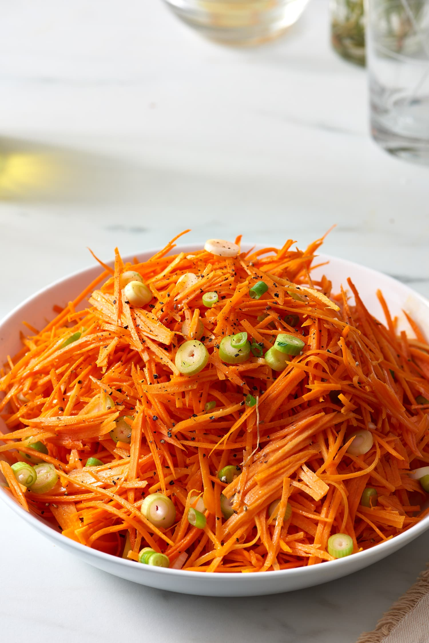 Recipe: Tangy Carrot Slaw