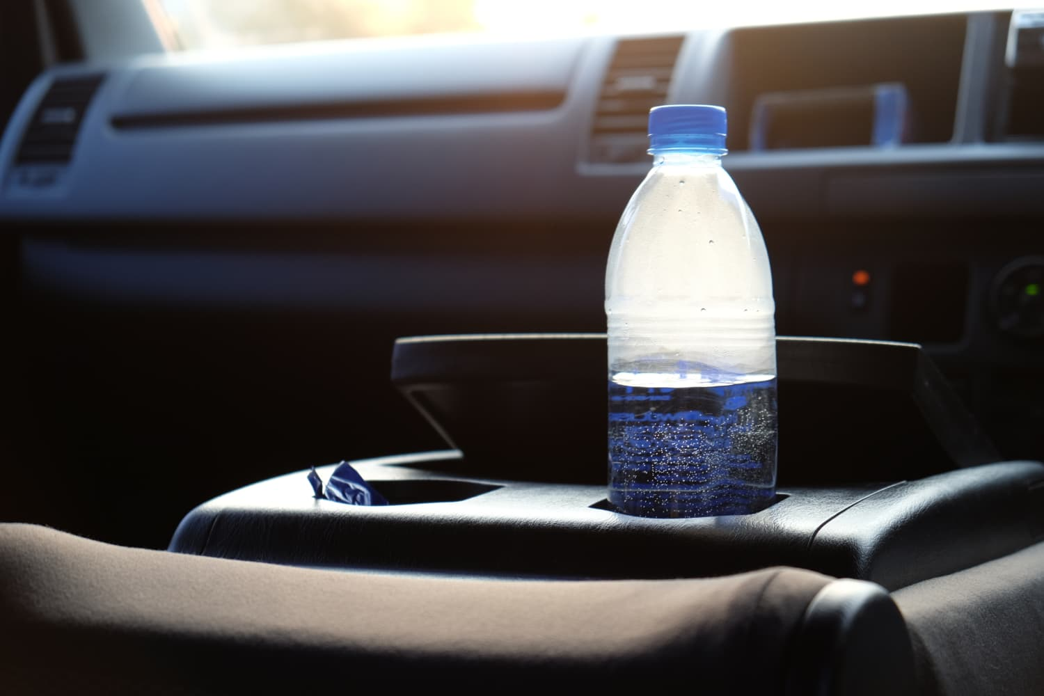 Here's Why You Should Never, Ever Leave a Plastic Water Bottle in Your Car