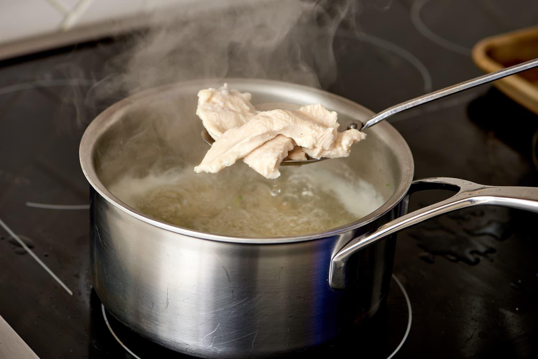 How To Velvet Chicken for Stir-Fry