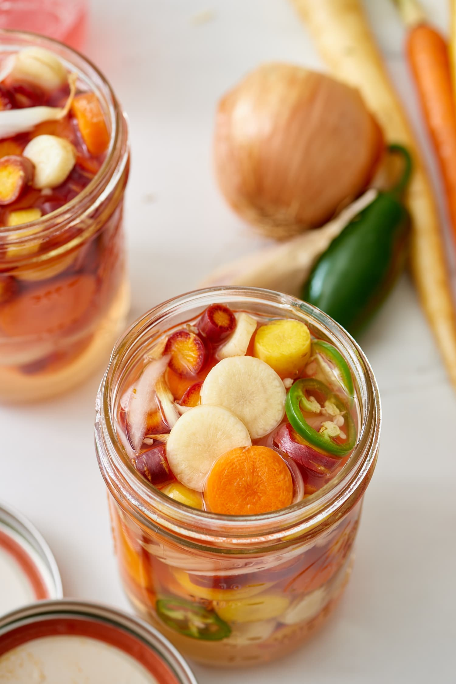 How To Make Spicy Mexican-Style Pickled Carrots