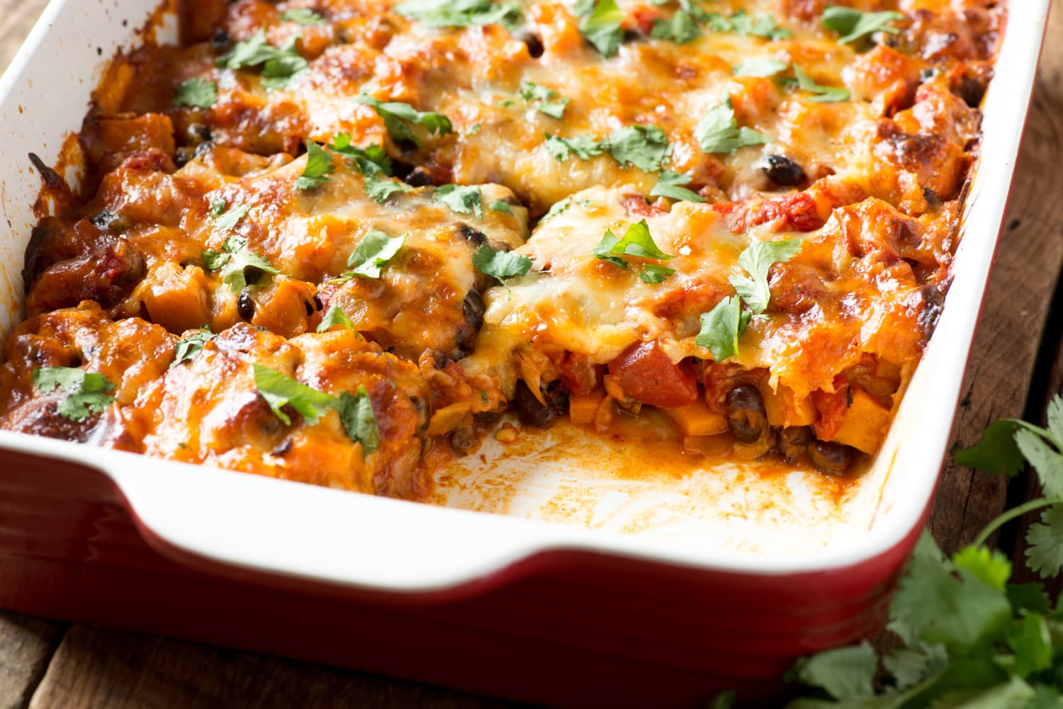 20 Vegetarian Dinners You'll Love This Fall