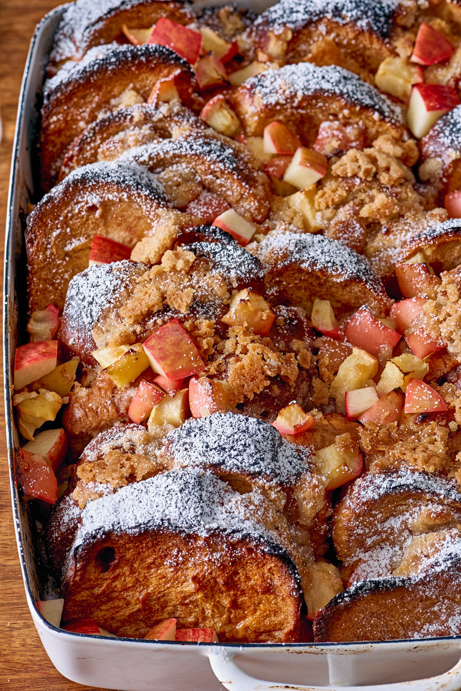 Recipe: Apple-Cinnamon French Toast Casserole