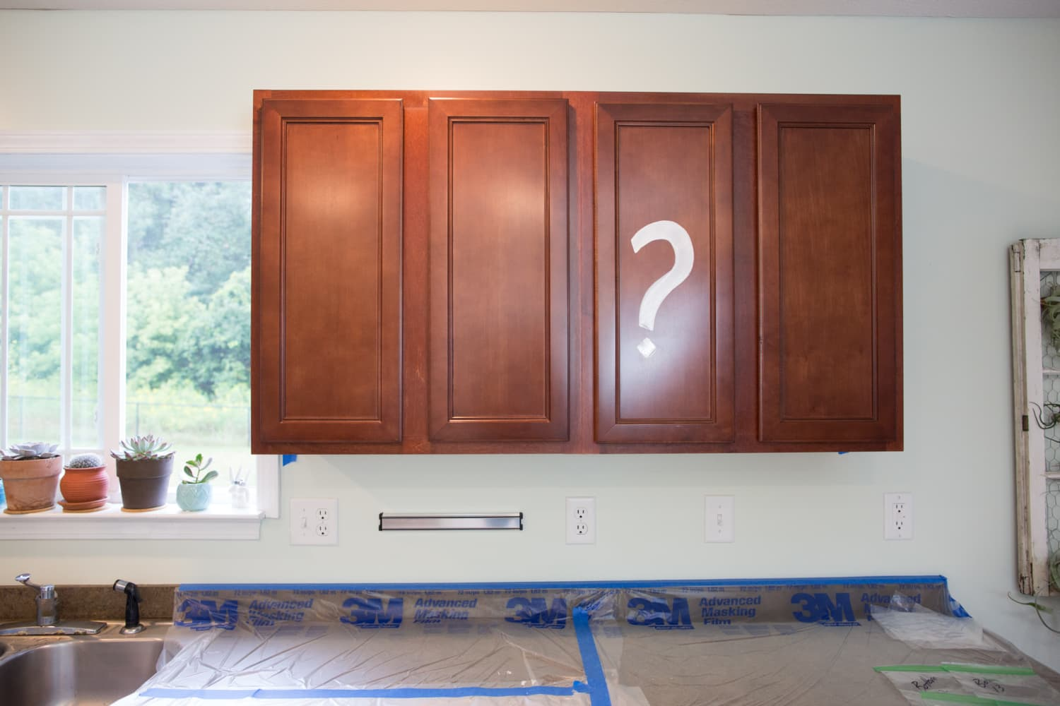 All Your Questions About Painting Kitchen Cabinets, Answered