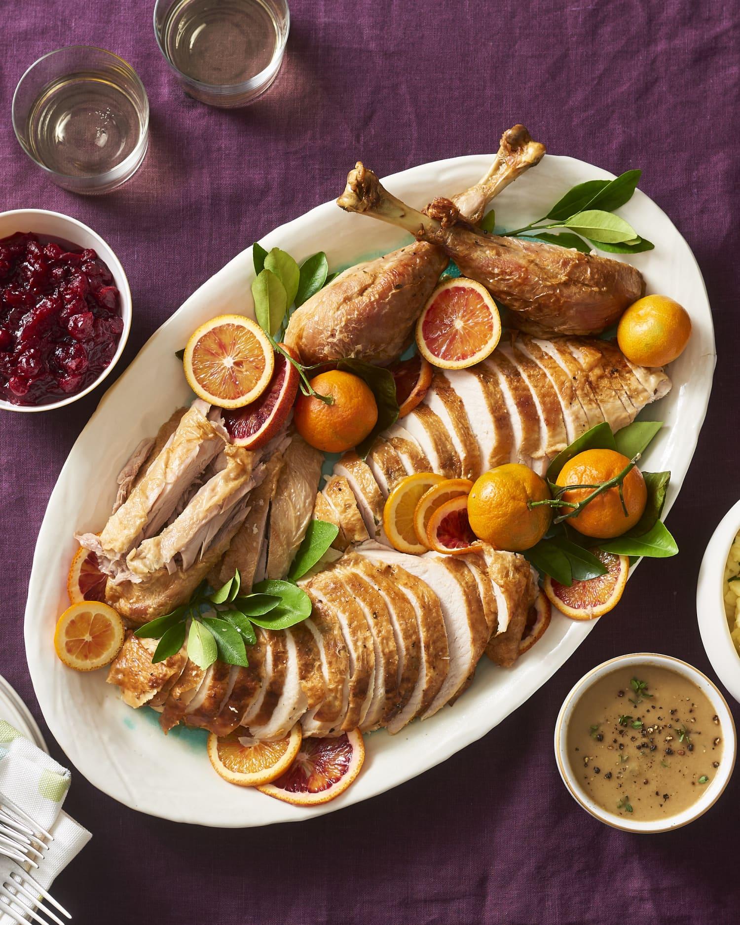 Recipe: Citrus-Herb Roast Turkey
