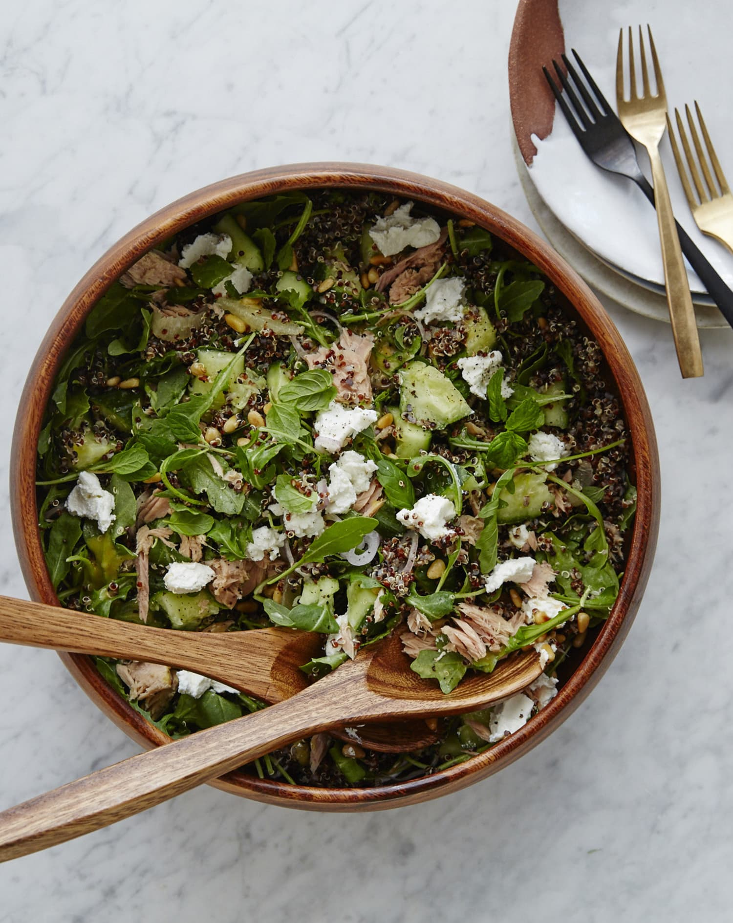 20 Satisfying Winter Salads to Eat for Dinner