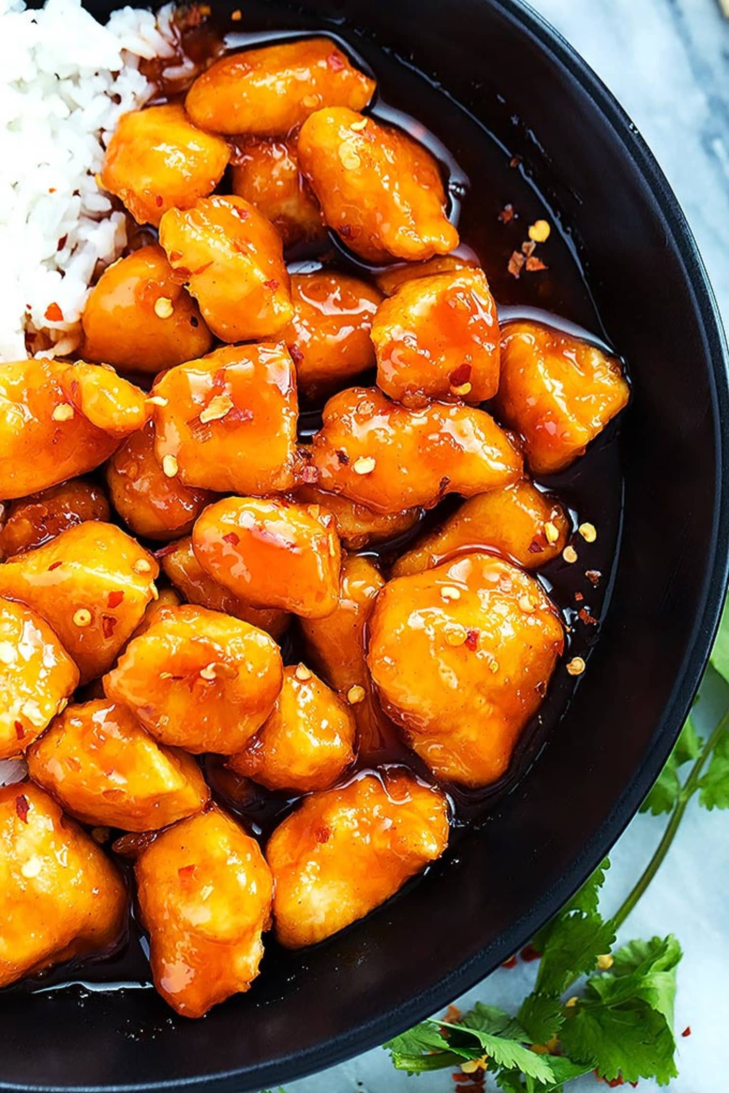 Make This Firecracker Chicken in Your Slow Cooker