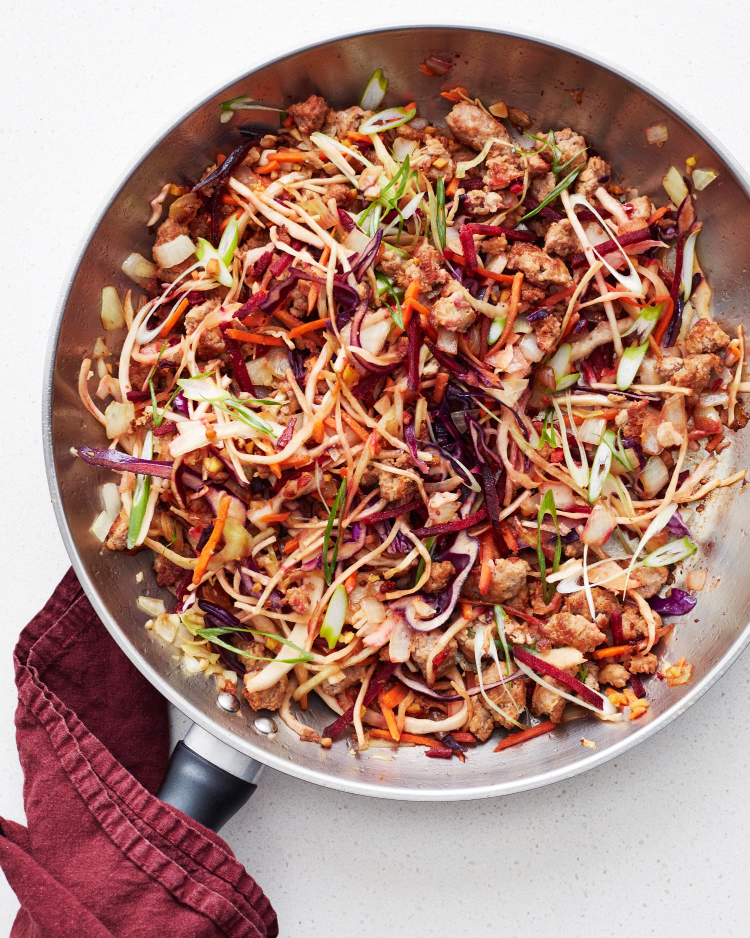 Recipe: Egg Roll Skillet