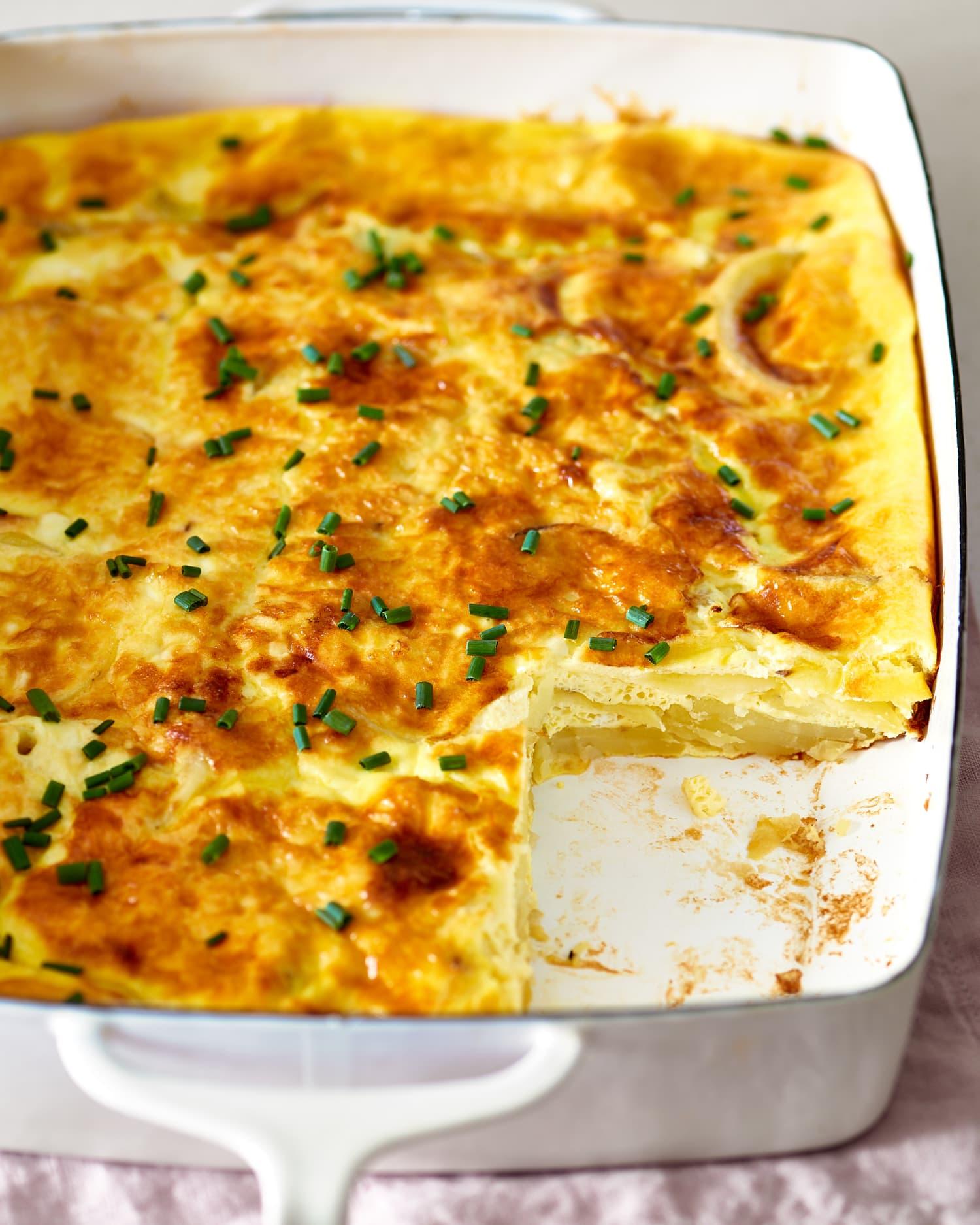 Recipe: Easy Spanish Tortilla Casserole