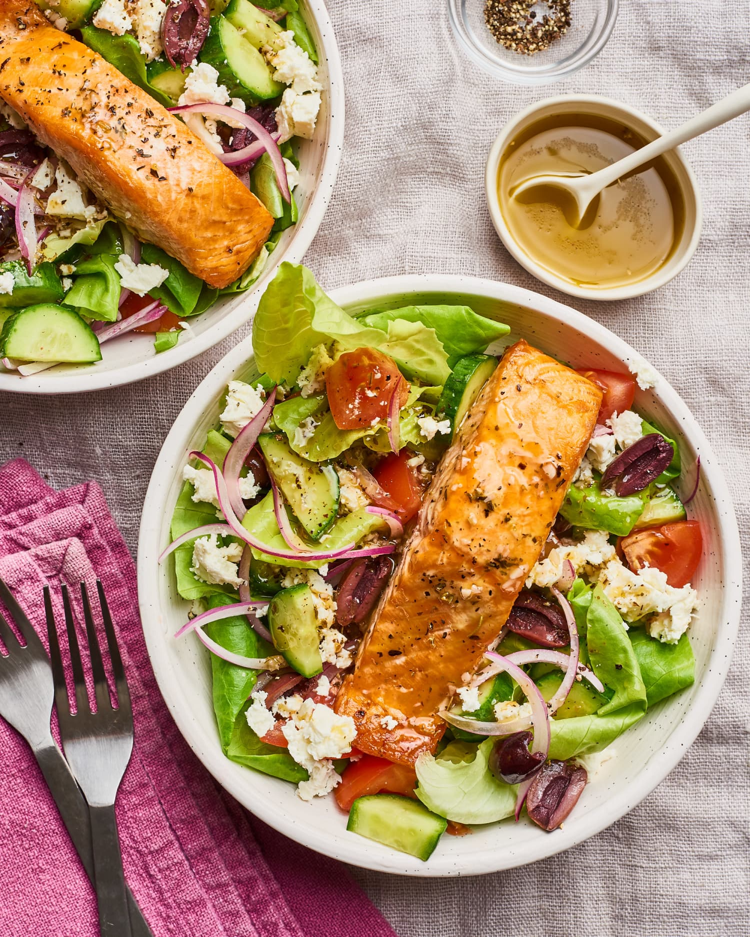 The 10 Most-Popular Healthy Salads on Pinterest Right Now