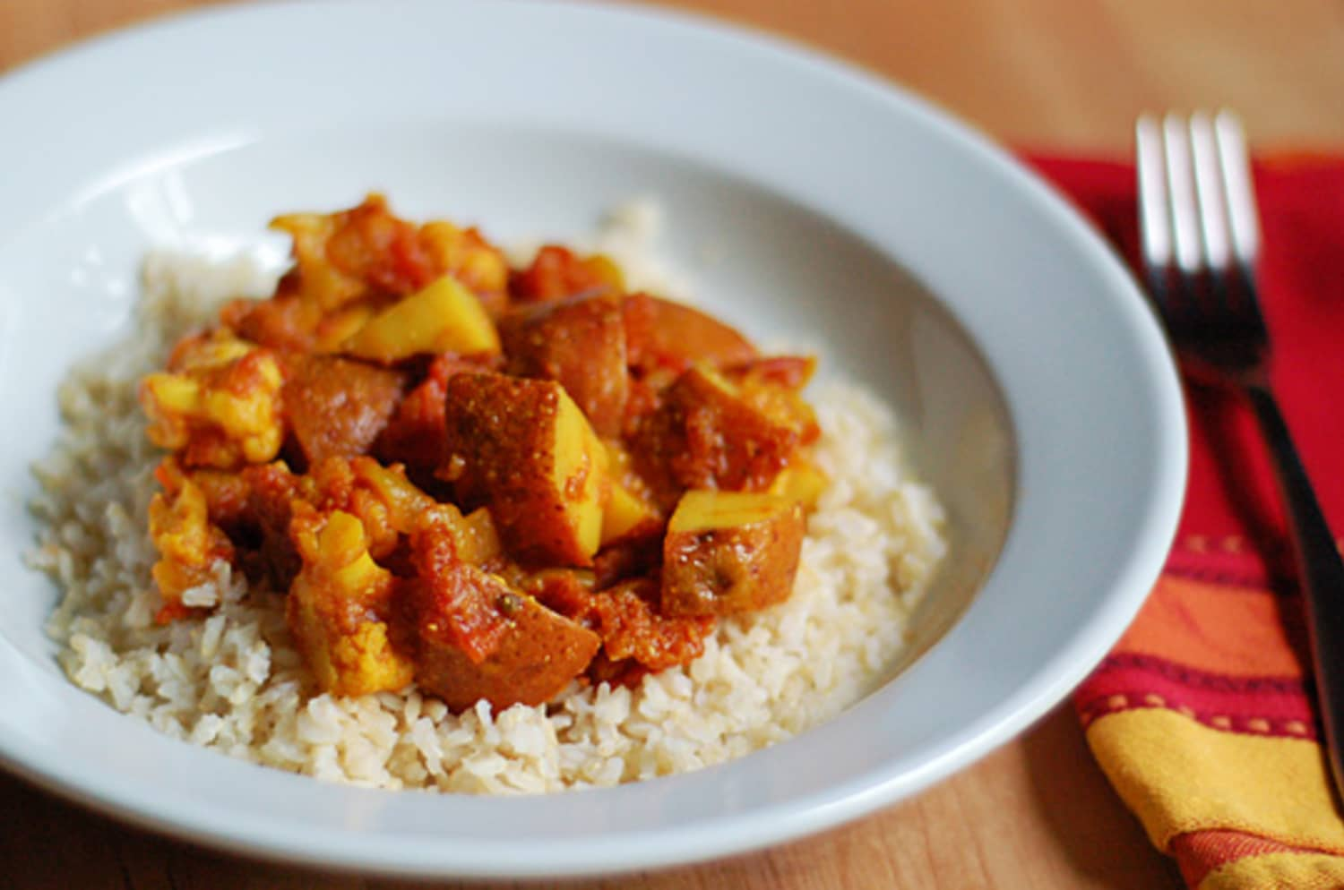 This Coconut Cauliflower Curry Is a 30-Minute Miracle