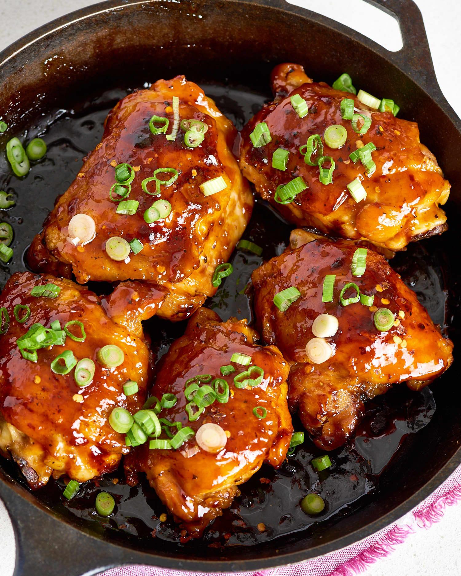 These Firecracker Chicken Meatballs Will Be a Fan Favorite
