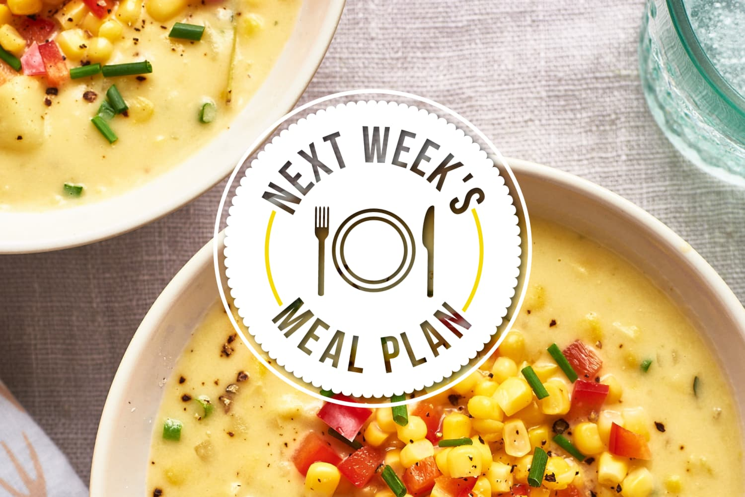 Next Week's Meal Plan: 5 New Dinners to Cook Before Summer Ends