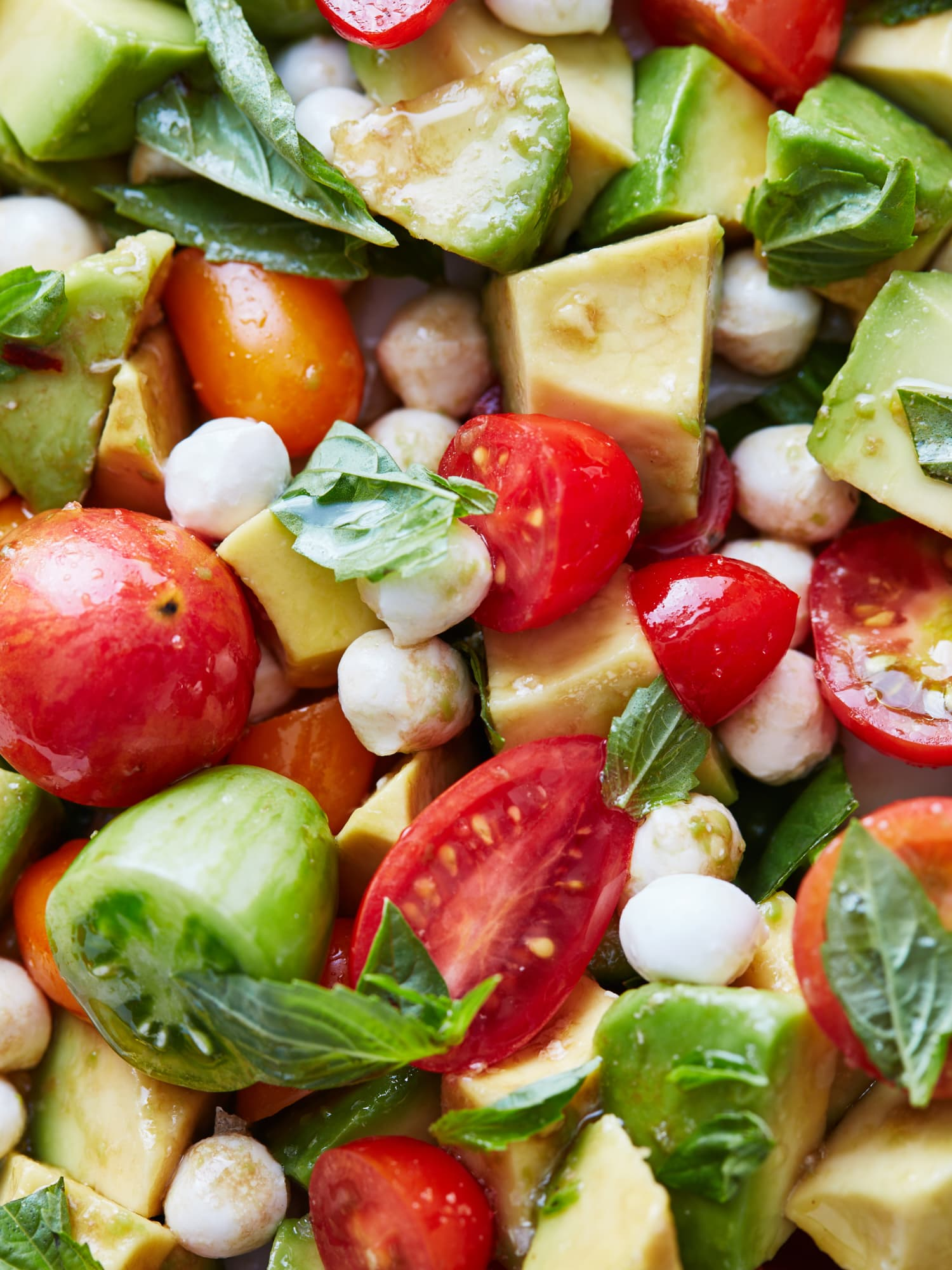 12 Fresh and Colorful Salad Recipes