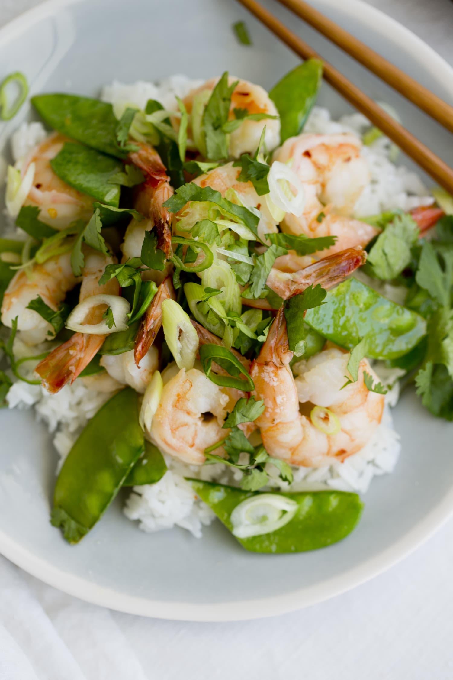 Make Garlic Honey Lime Shrimp for Dinner in 15 Minutes