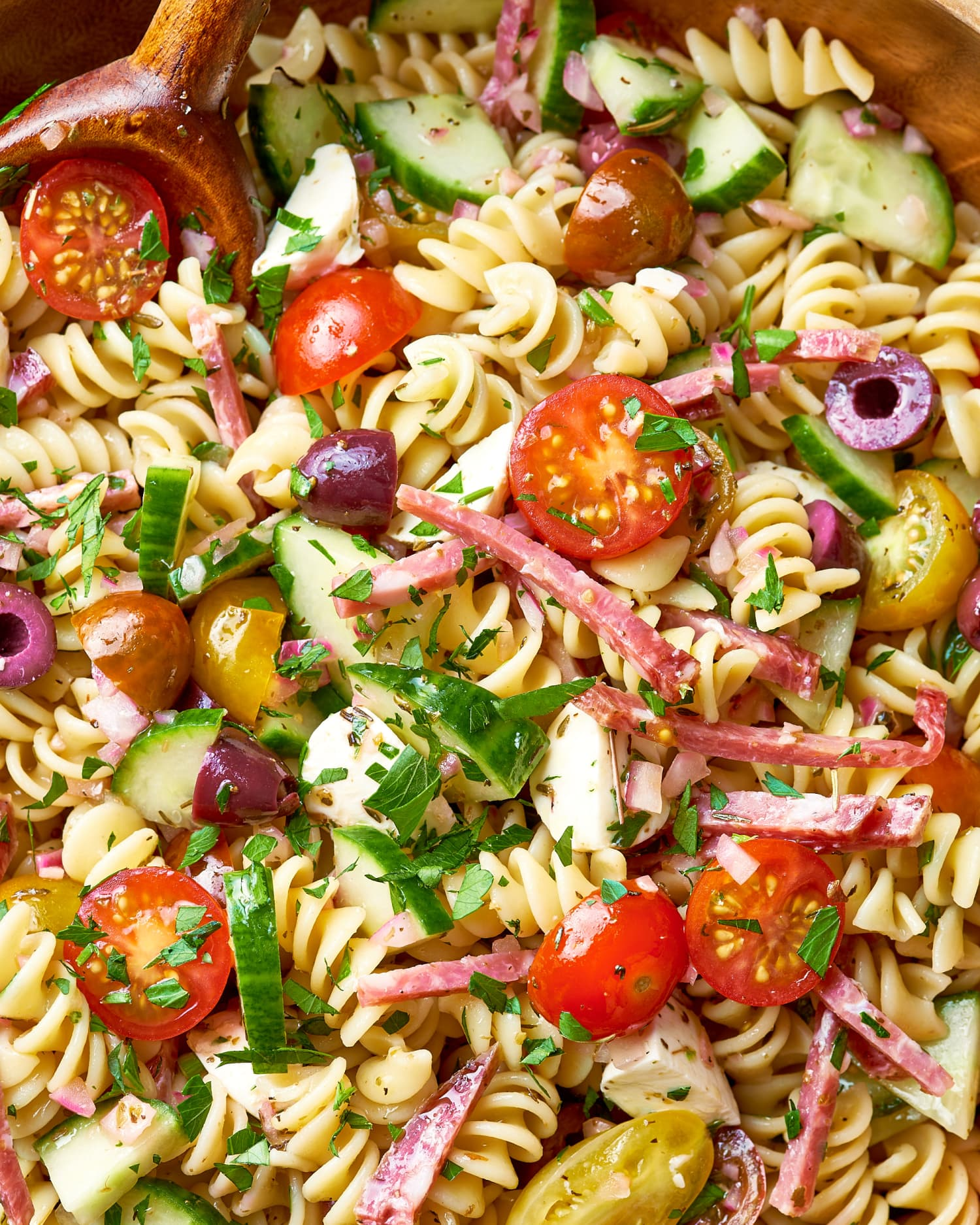 10 Pasta Ideas for Lunch Boxes