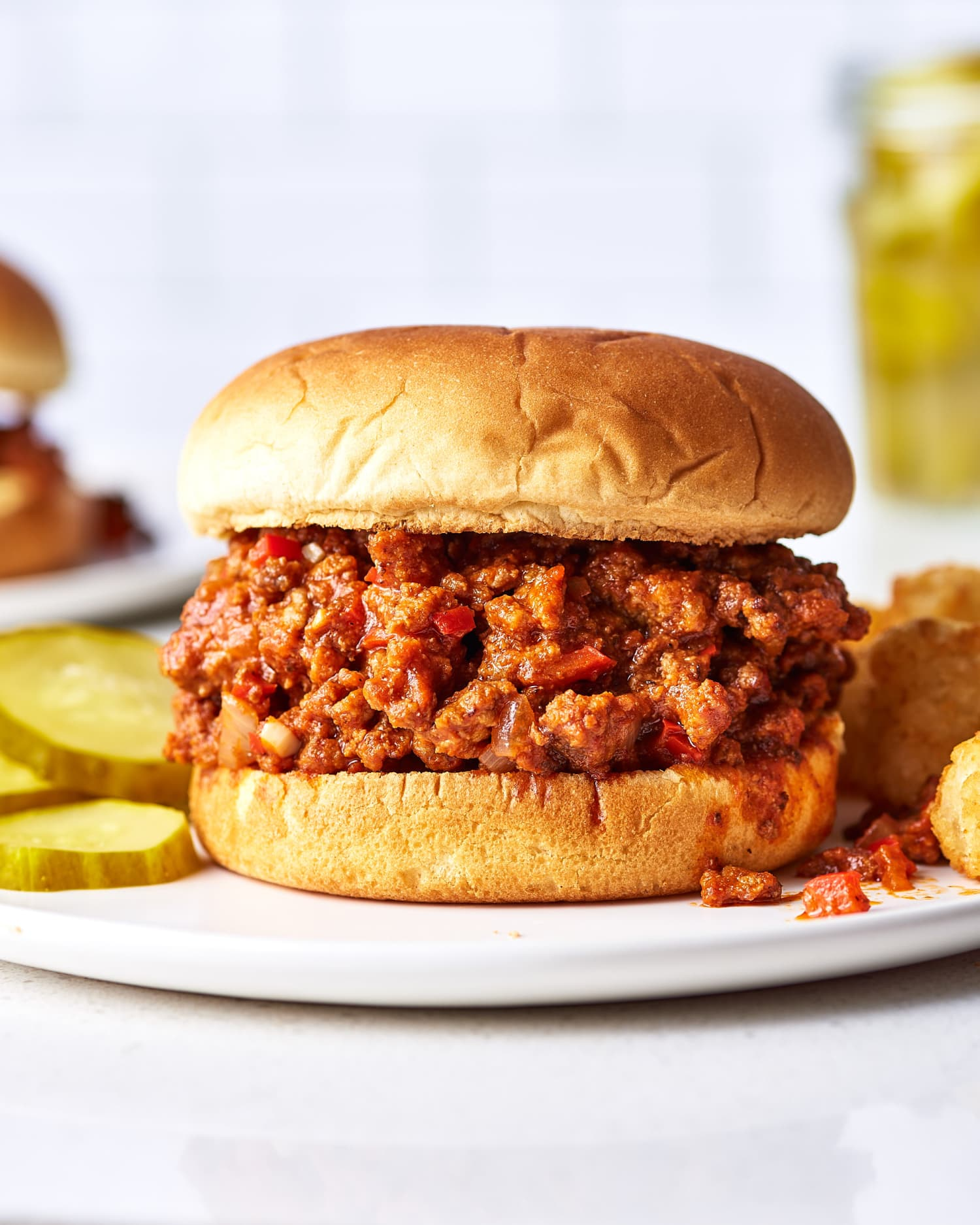 How To Make Quick & Easy Sloppy Joes