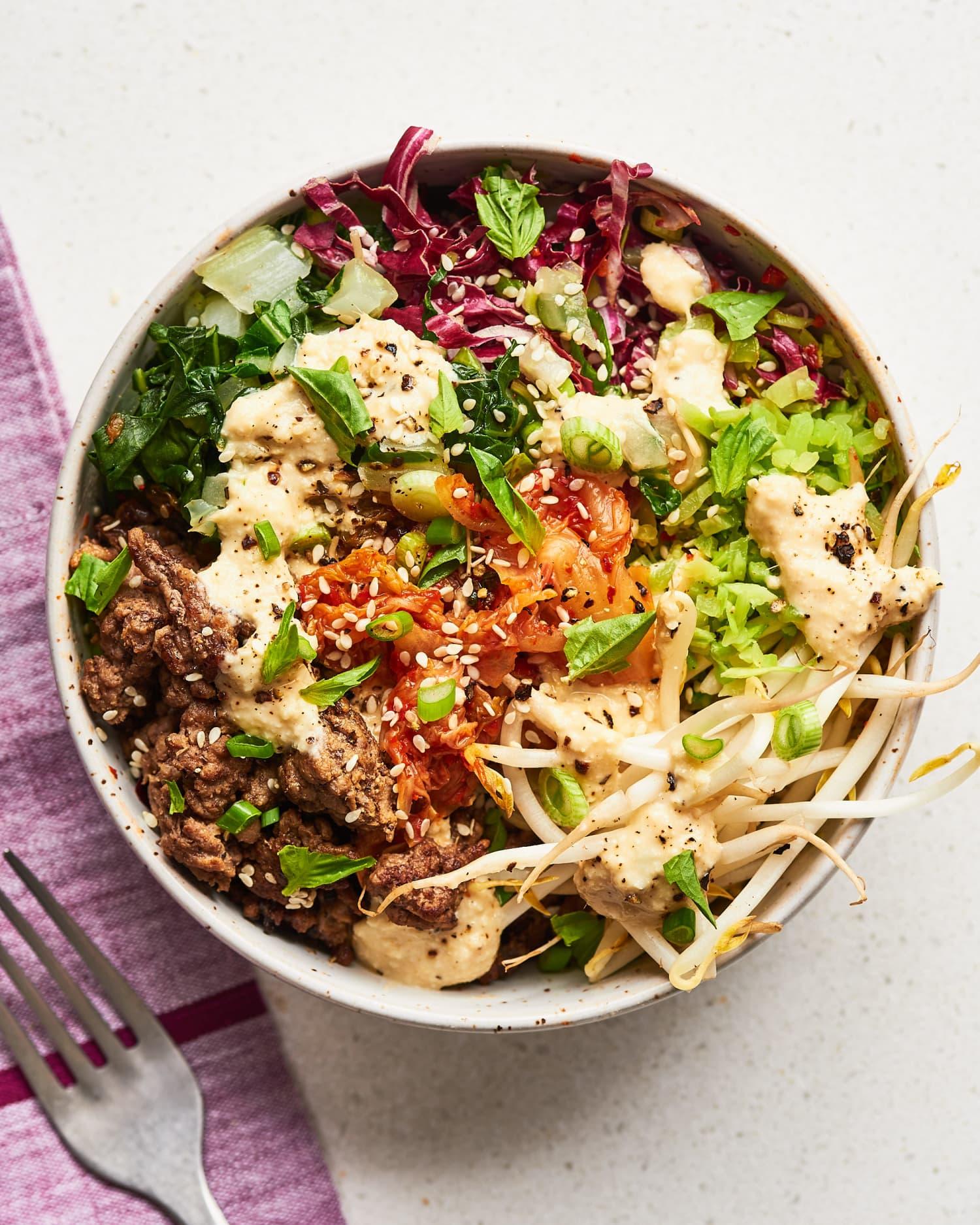 Recipe: Beef and Broccoli Buddha Bowls