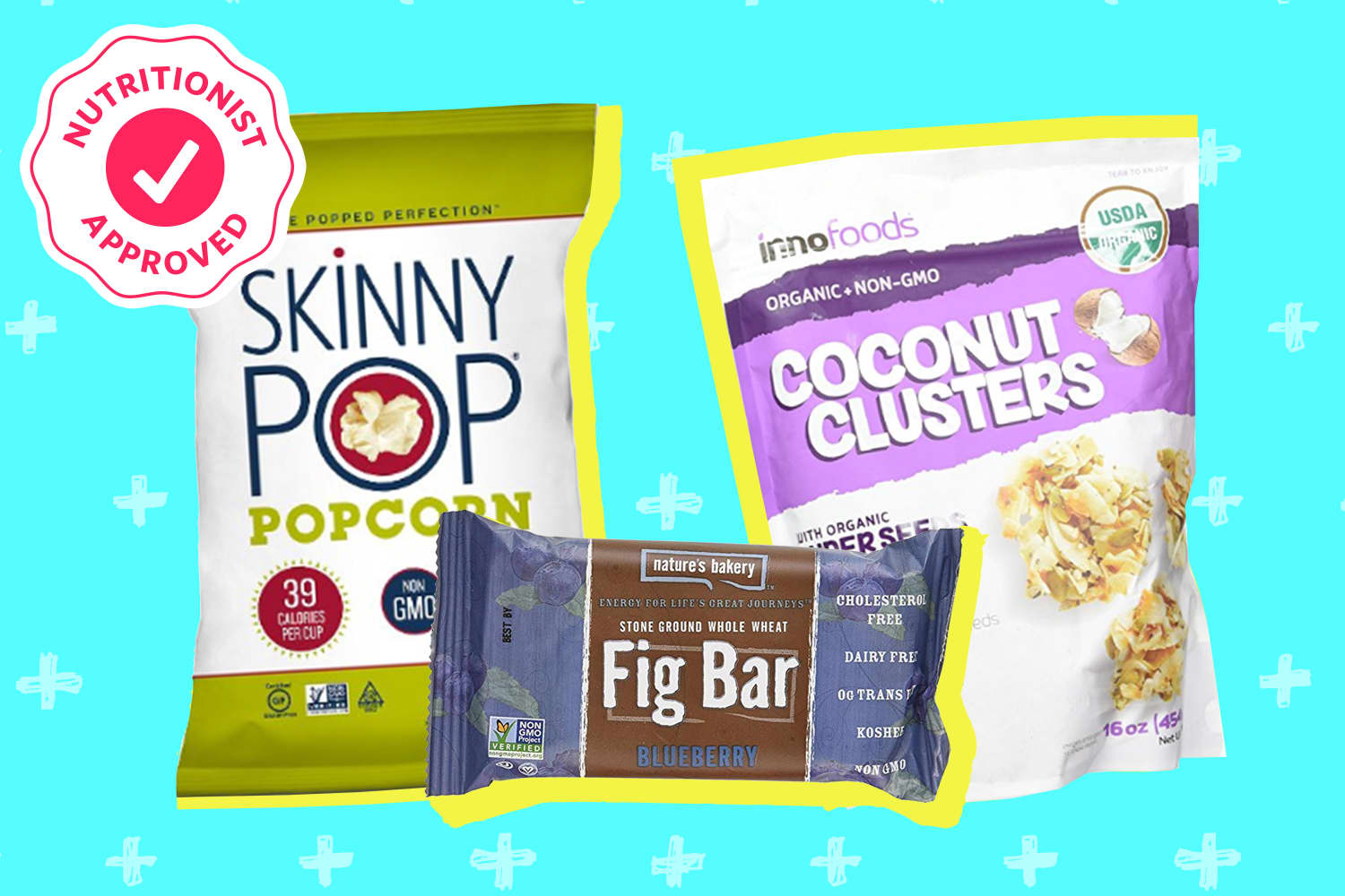 The 10 Lunch Box Snacks This Nutritionist Always Buys at Costco