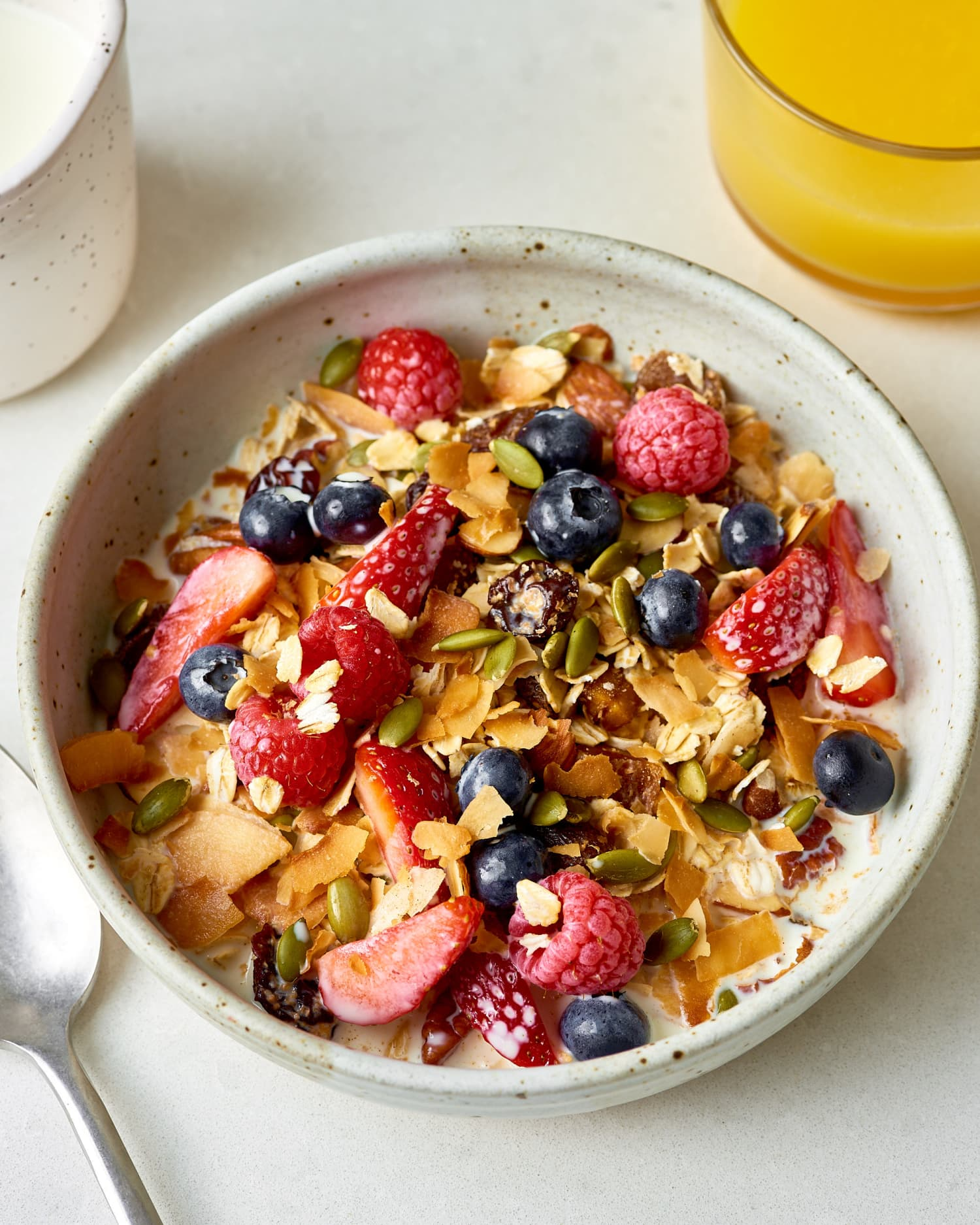 Protein-Packed Muesli Is the Ultimate Make-Ahead Breakfast