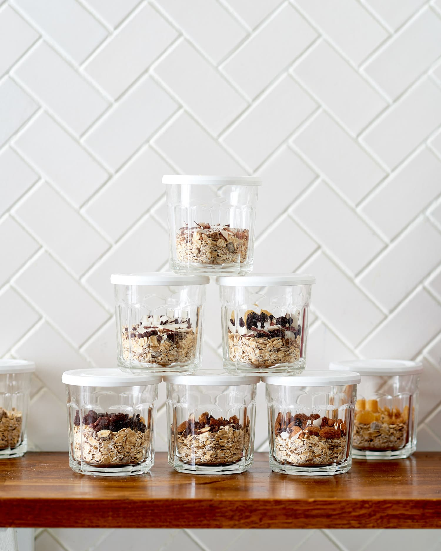12 Ways to Prep Oats for a Week of Breakfast