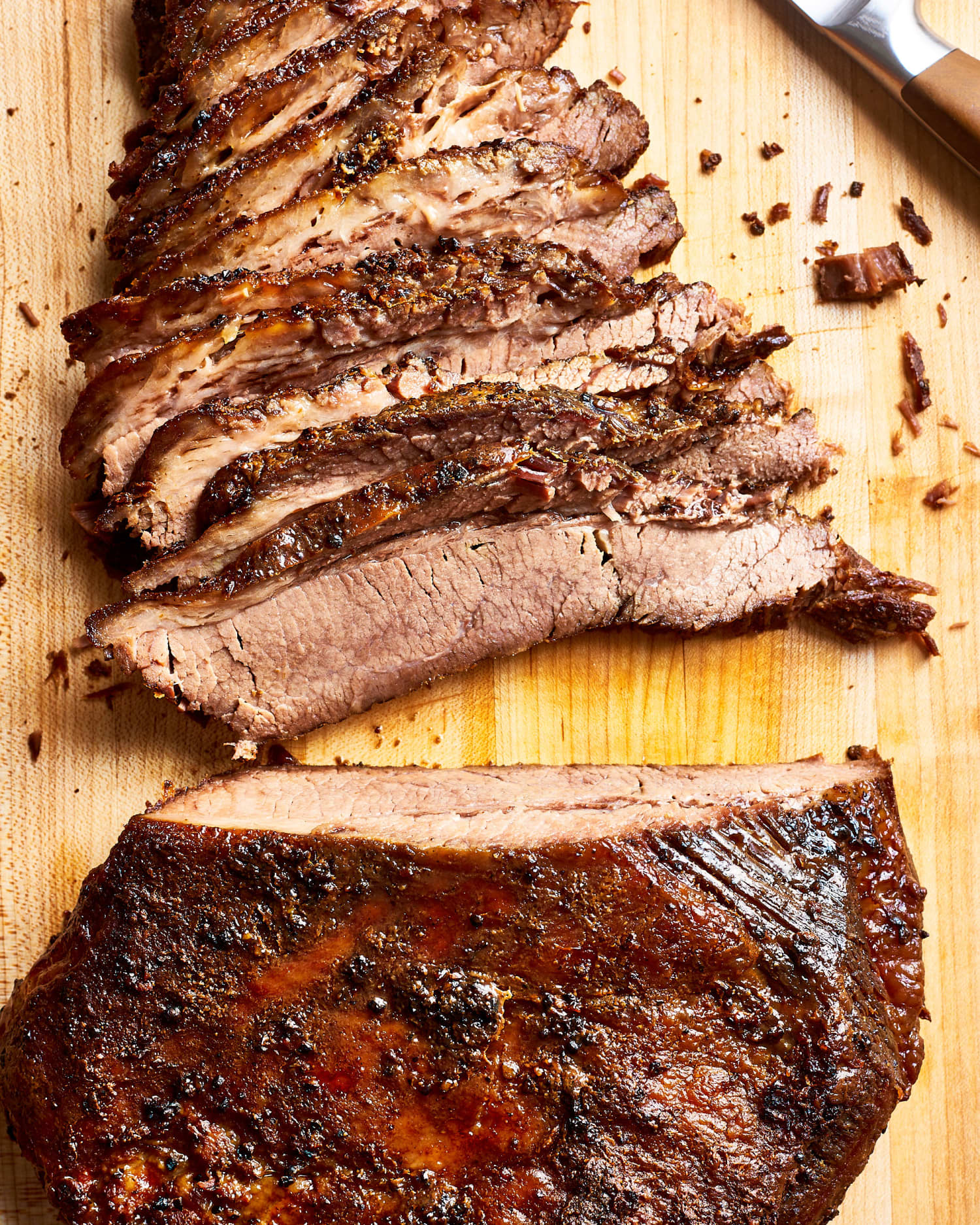 How To Make Texas-Style Brisket in the Oven