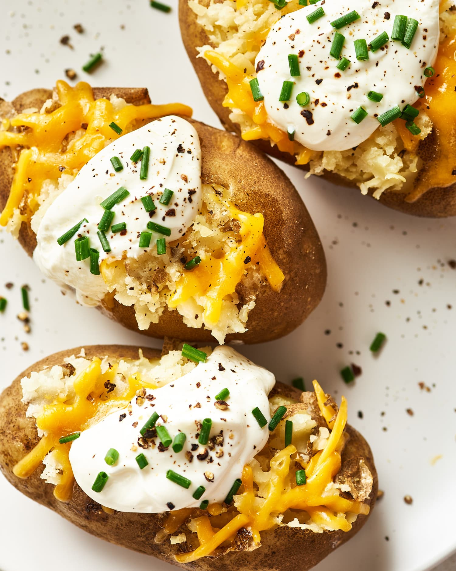 Your Instant Pot Is the Secret to the Fastest Baked Potatoes