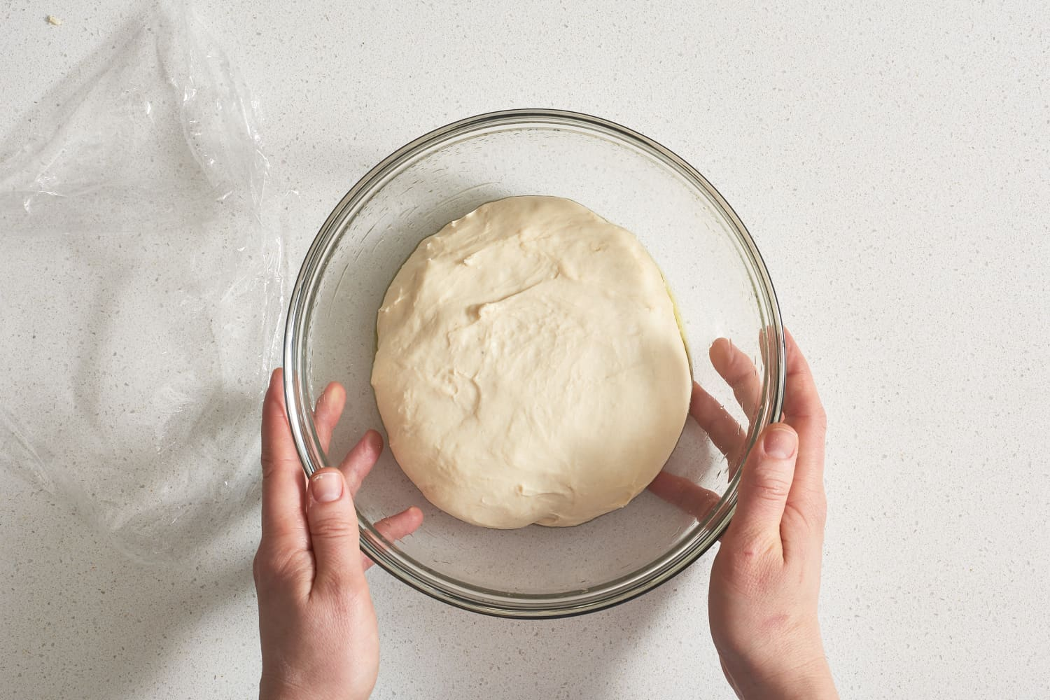 Two-Ingredient Dough for Bagel or Pizza Recipes | Kitchn