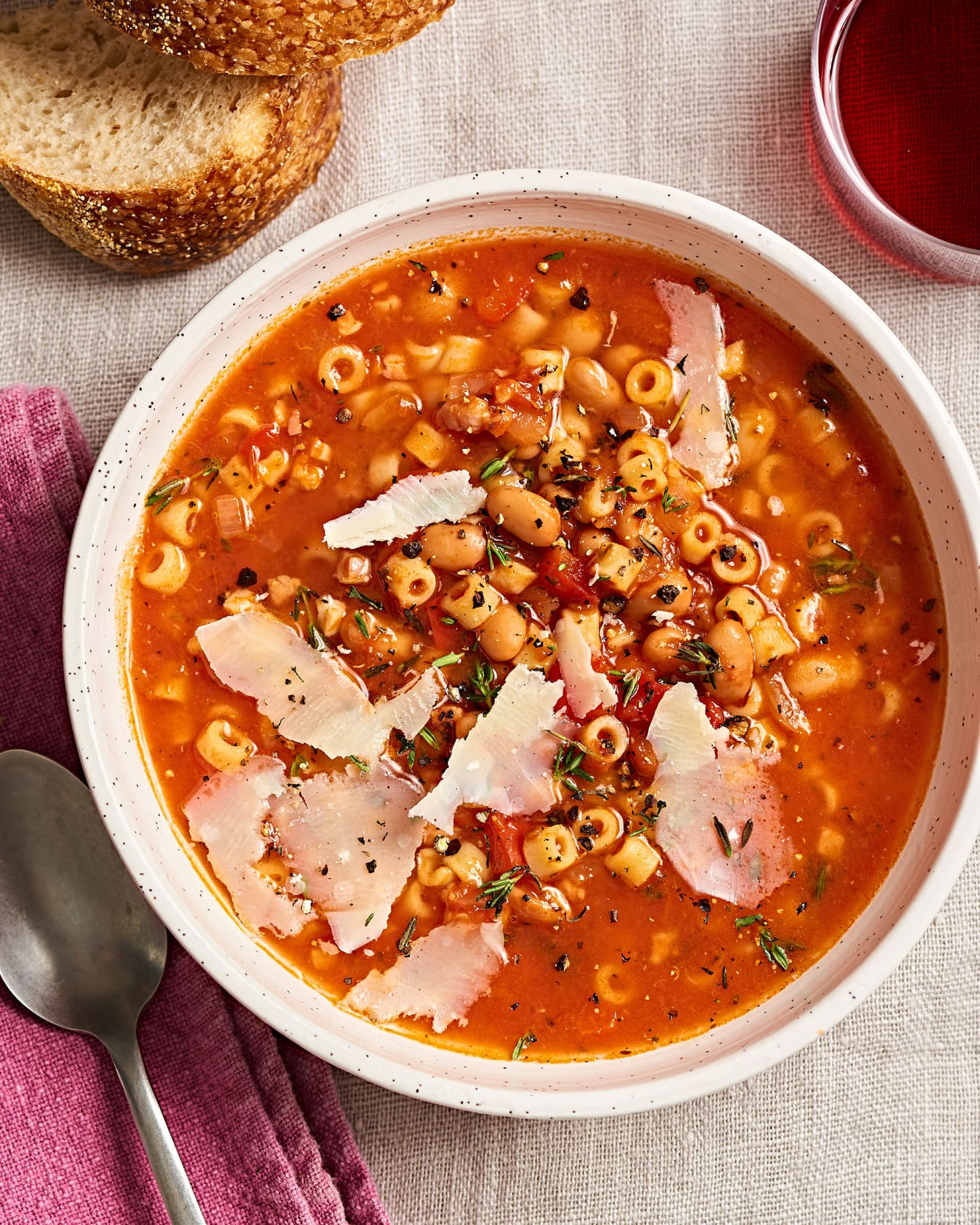 Recipe: Slow Cooker Pasta e Fagioli