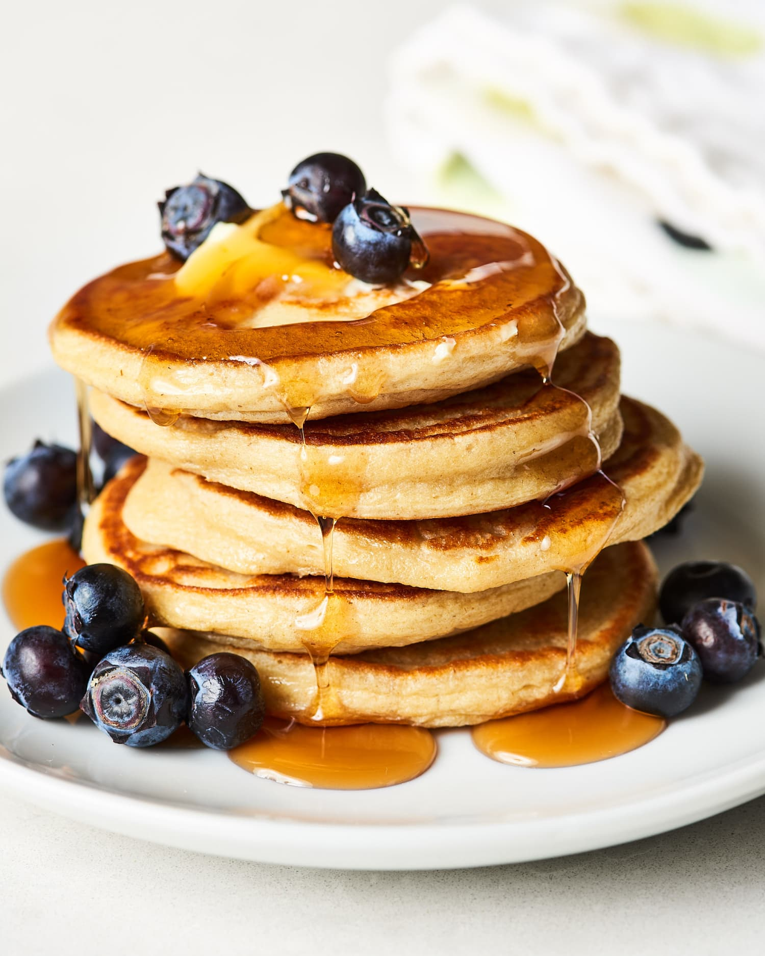3-Ingredient Cottage Cheese Pancakes Will Have You Going Back for Seconds