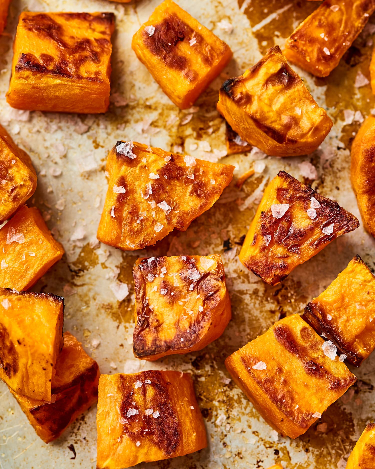 Here's the Secret to Making the Best Roasted Sweet Potatoes