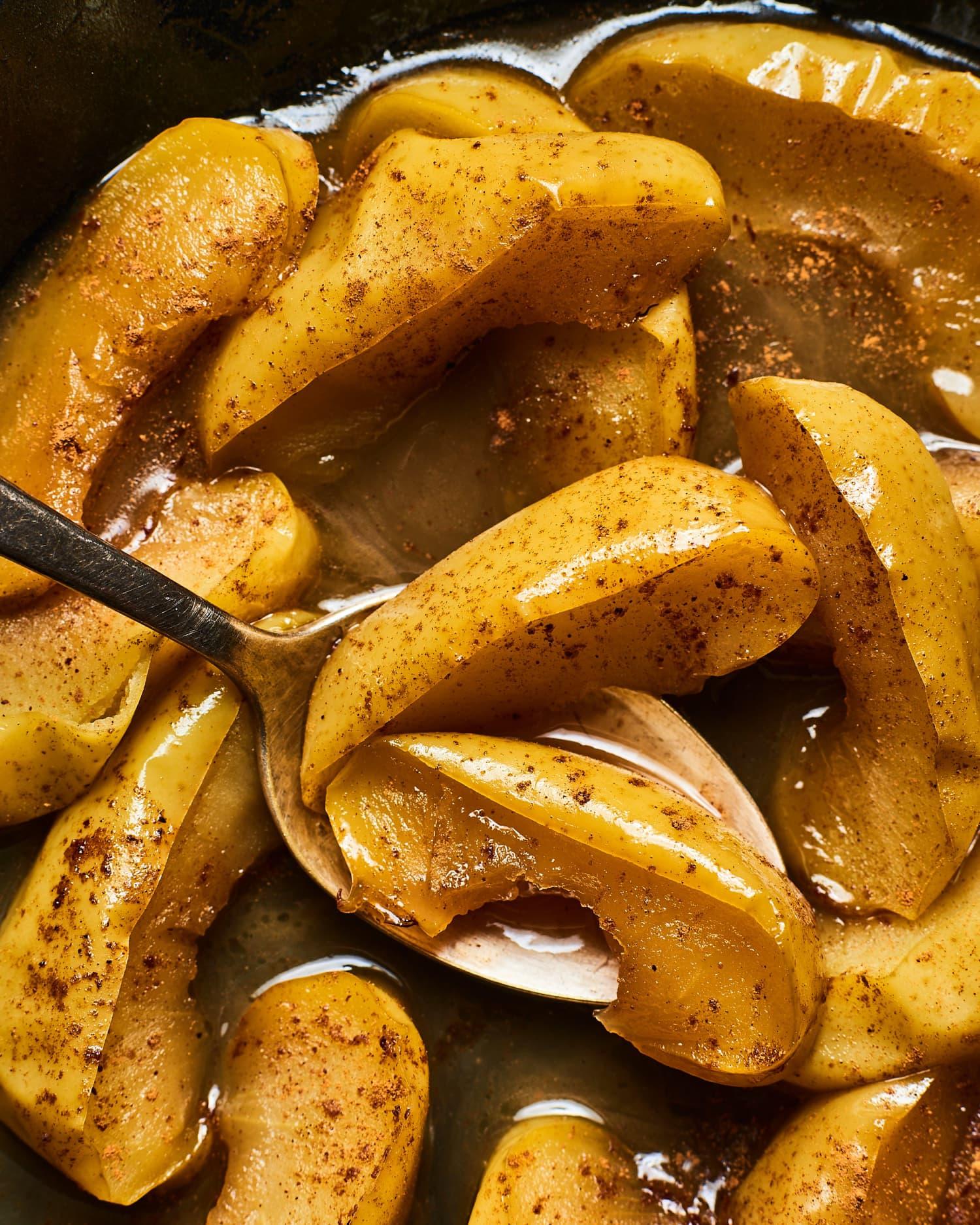Recipe: Better-than-Cracker Barrel Skillet Fried Apples