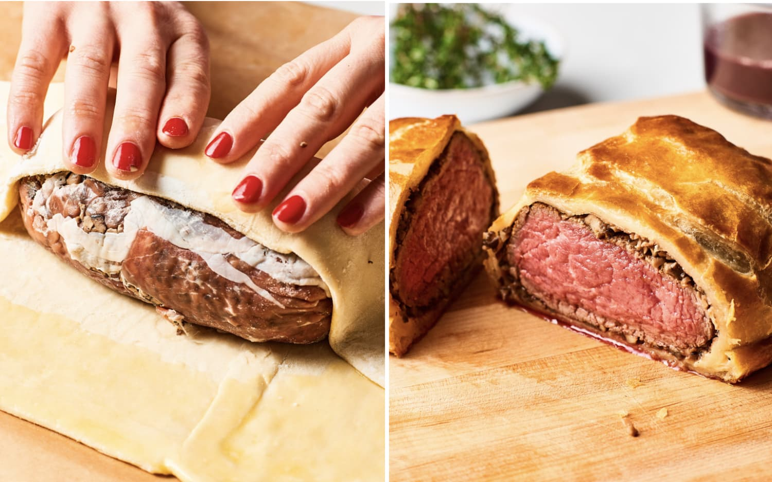 Here's the Deal with Gordon Ramsay's Famous Beef Wellington