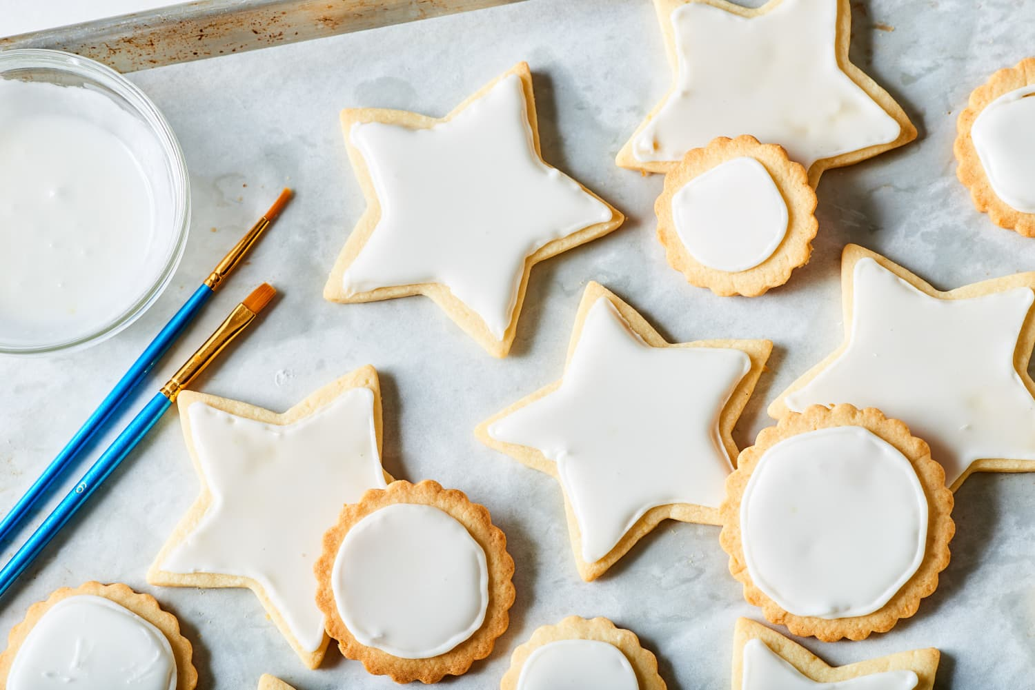 My Go-To Trick for No-Mess Cookie Decor with Kids