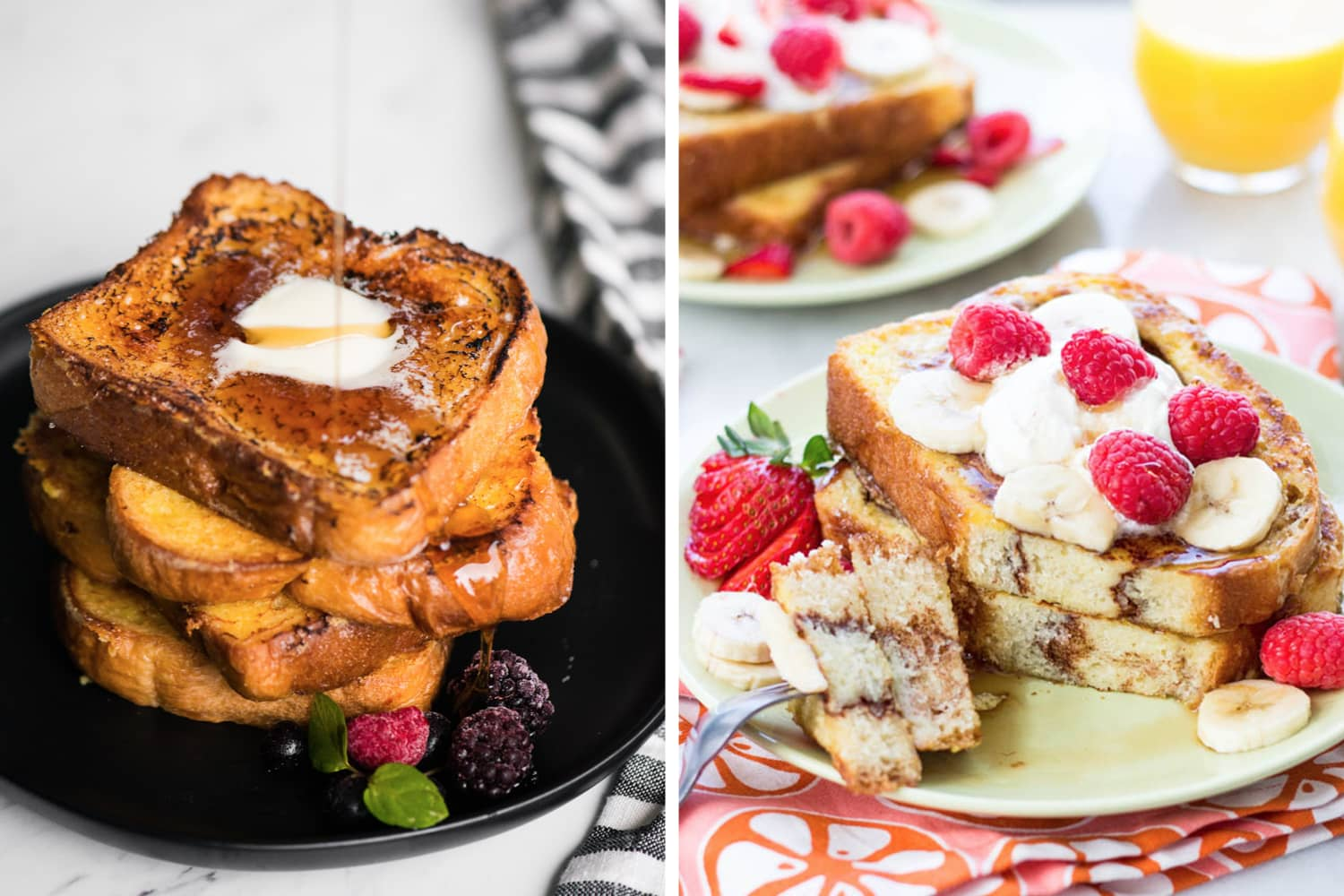 15 Absurdly Delicious French Toast Recipes to Make Right Now