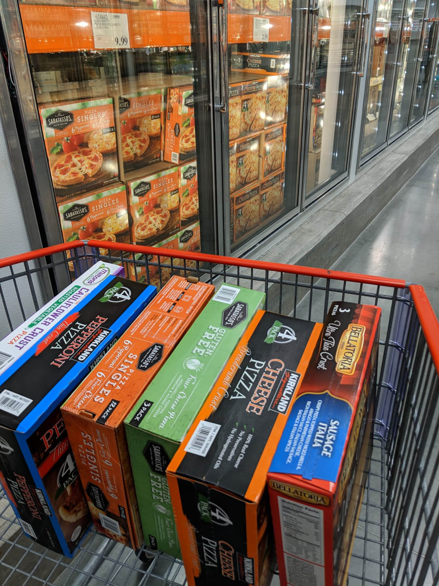 Costco's Best Frozen Pizzas, Ranked