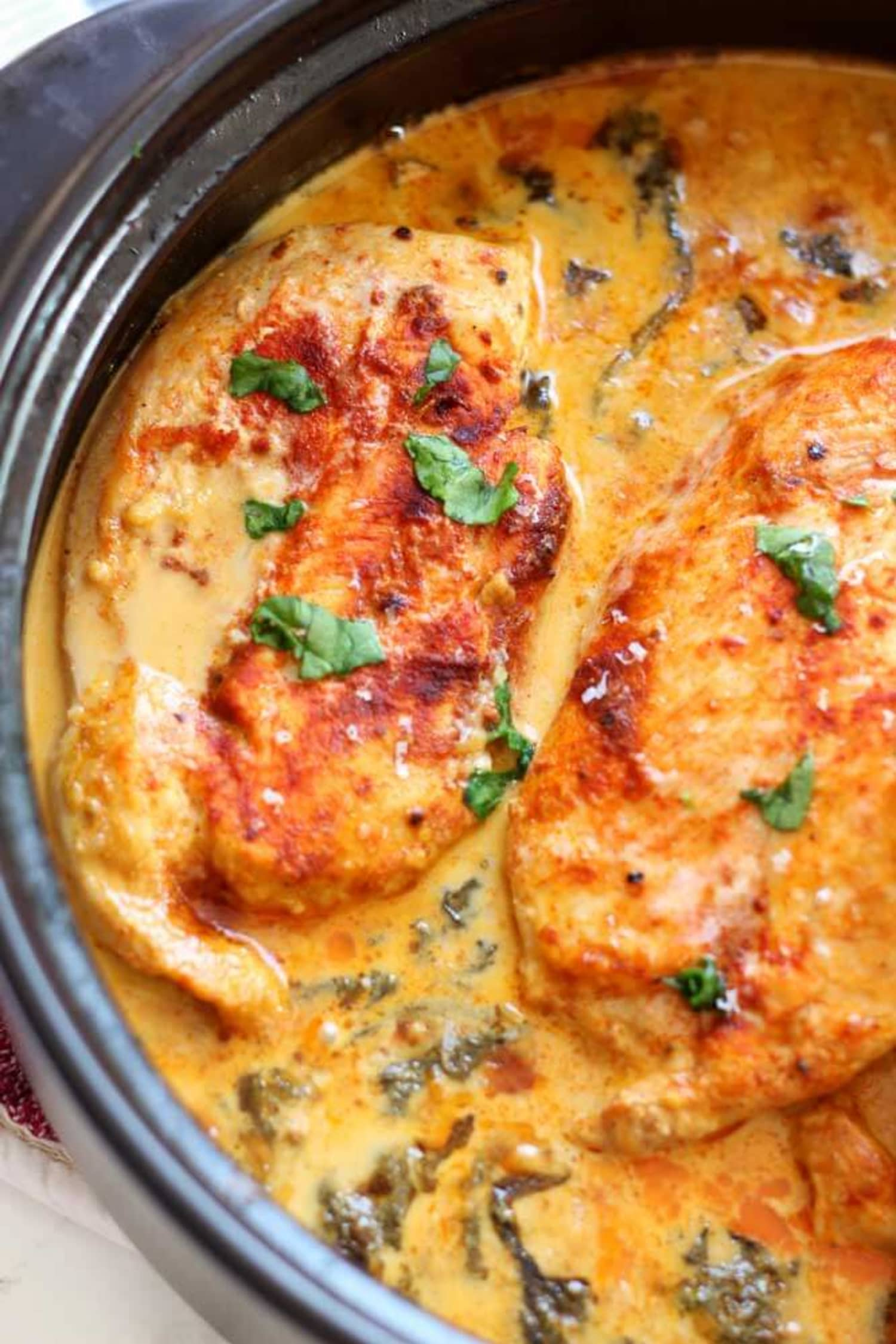 Make This Easy Lemon Butter Chicken Again and Again