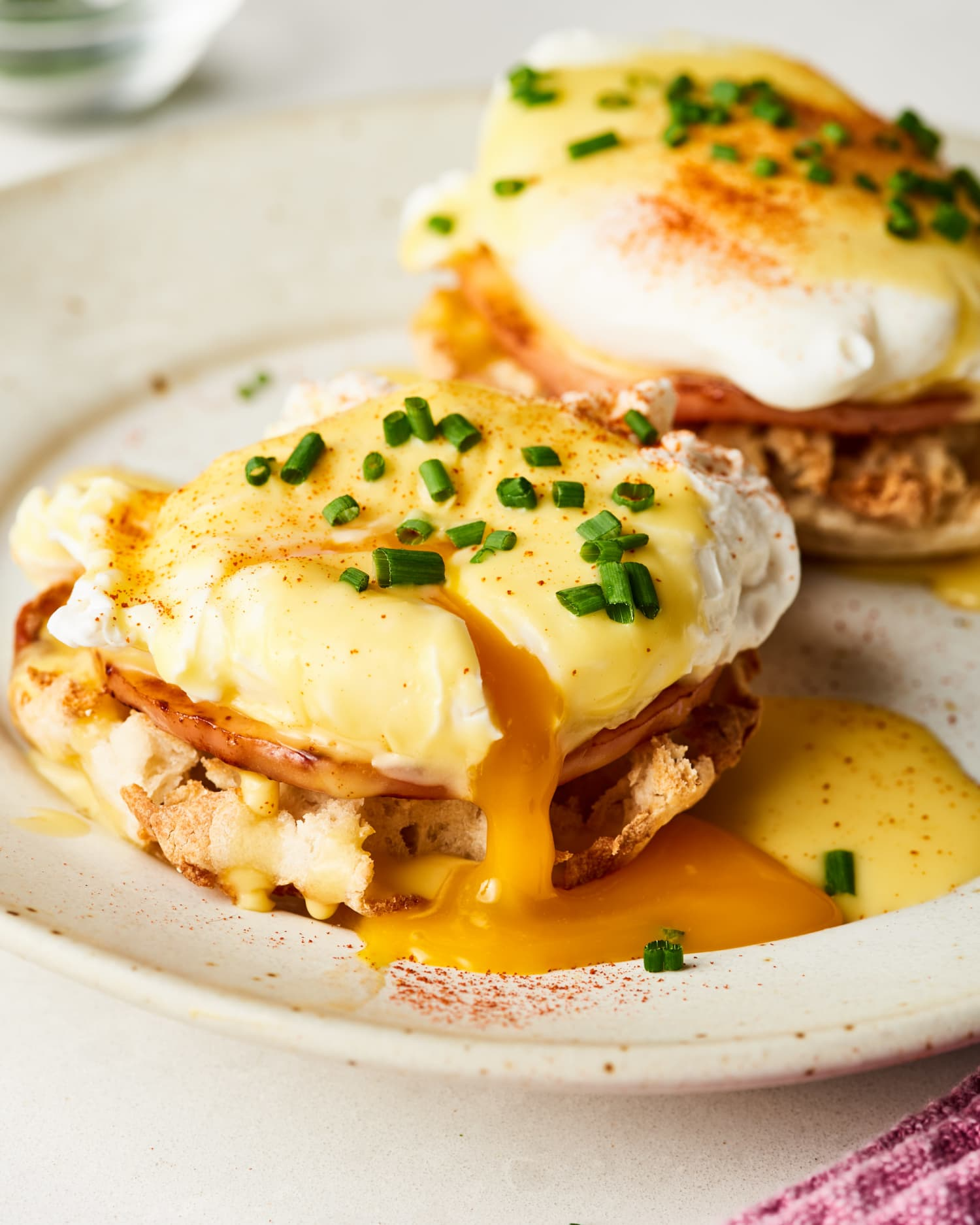 The Absolute Easiest Way to Make Eggs Benedict at Home