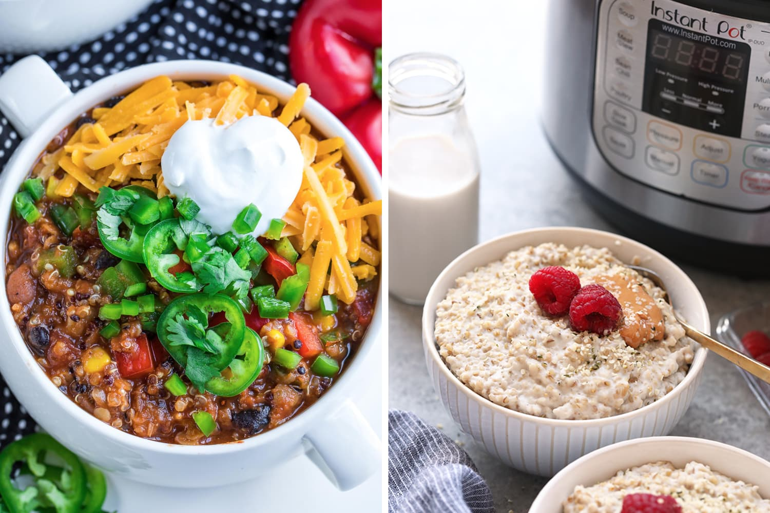 10 Healthy Instant Pot Recipes to Make Right Now