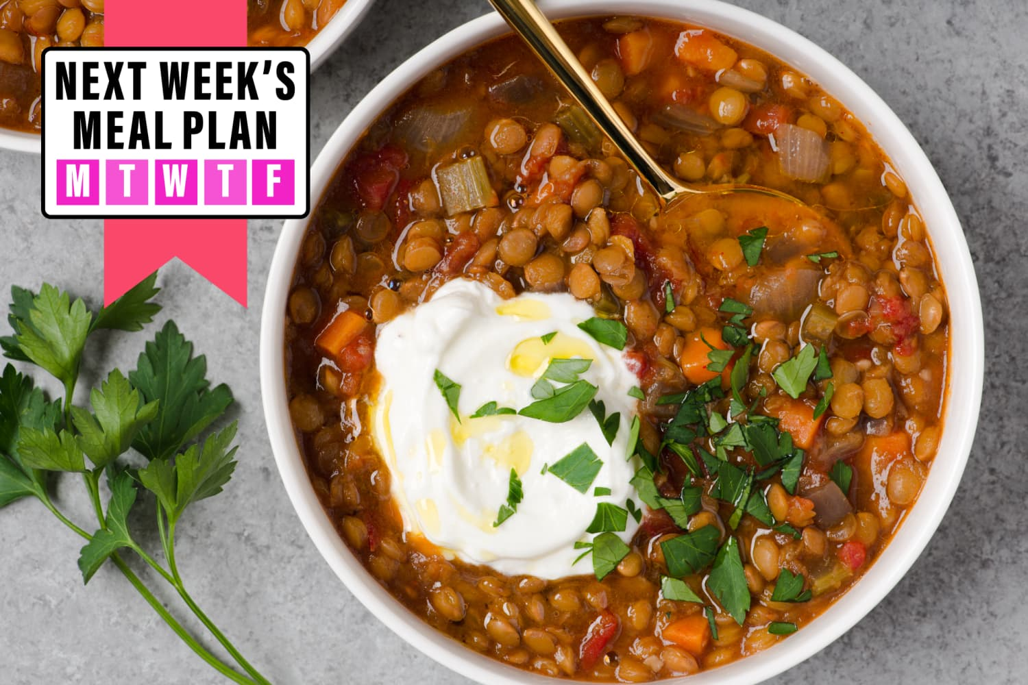 Next Week's Meal Plan: 5 Easy Recipes to Start Your Meal Plan